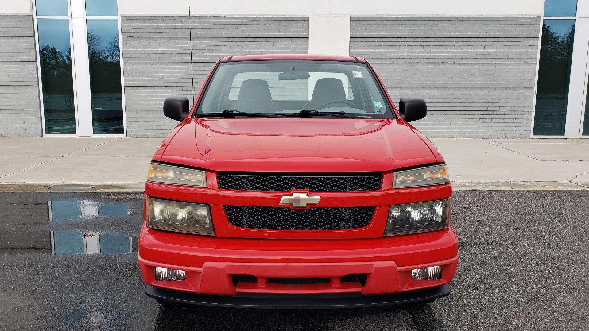 Used 2008 Chevrolet COLORADO LS 2WD / REG CAB / 2.9L 4-CYL / 4-SPD AUTO / NEW CARPET for sale Sold at Formula Imports in Charlotte NC 28227 18