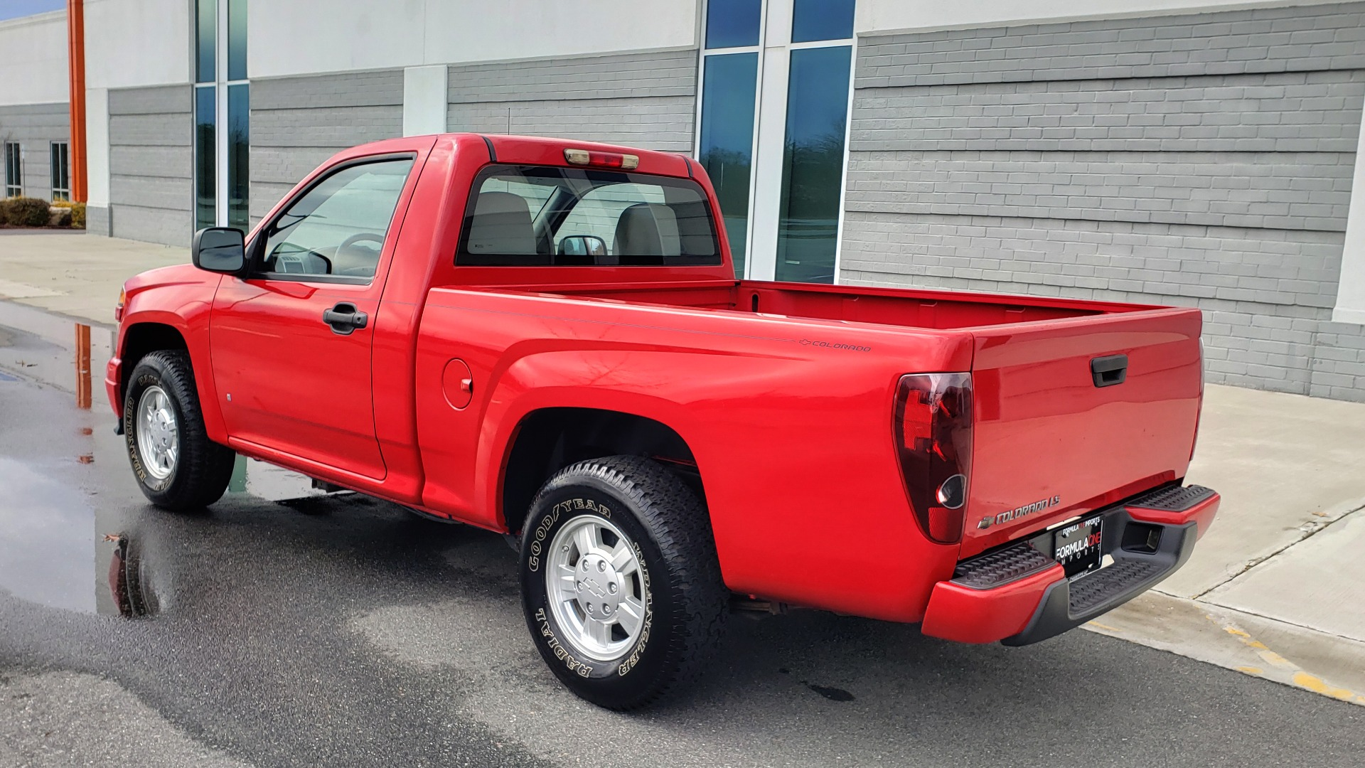 Used 2008 Chevrolet COLORADO LS 2WD / REG CAB / 2.9L 4-CYL / 4-SPD AUTO / NEW CARPET for sale Sold at Formula Imports in Charlotte NC 28227 6