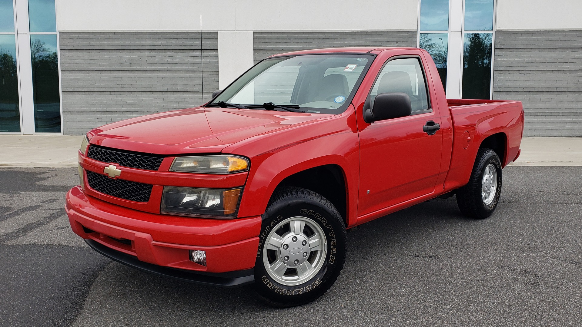 Used 2008 Chevrolet COLORADO LS 2WD / REG CAB / 2.9L 4-CYL / 4-SPD AUTO / NEW CARPET for sale Sold at Formula Imports in Charlotte NC 28227 1