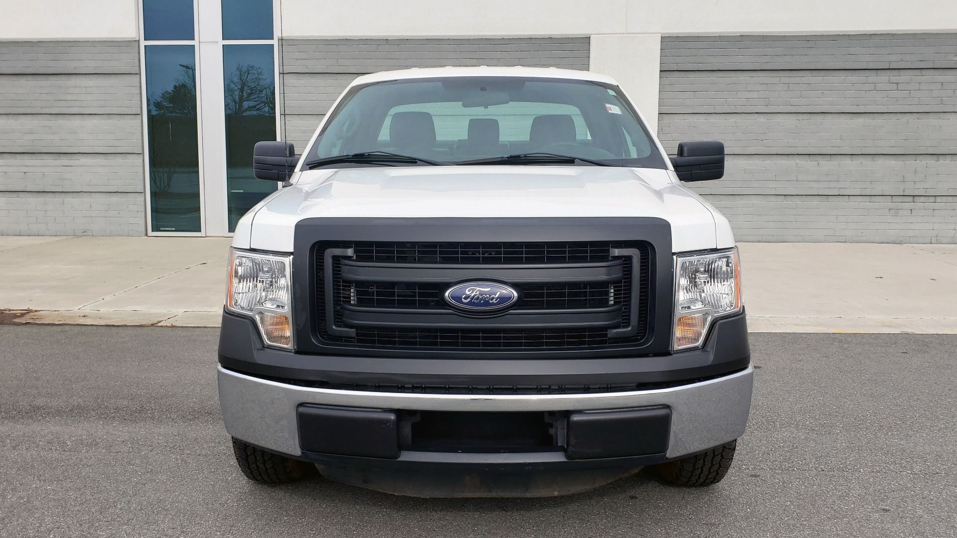 Used 2014 Ford F-150 XL / 2WD / V6 / AUTO / LONG BED / 145IN WB / WORK TRUCK for sale Sold at Formula Imports in Charlotte NC 28227 14