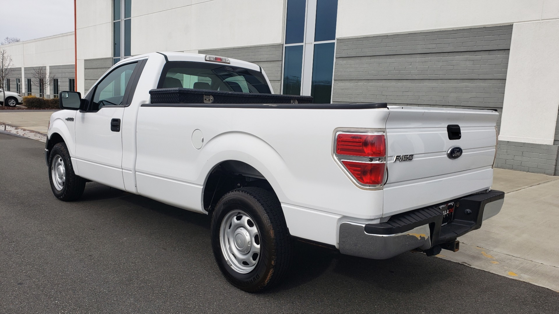 Used 2014 Ford F-150 XL / 2WD / V6 / AUTO / LONG BED / 145IN WB / WORK TRUCK for sale Call for price at Formula Imports in Charlotte NC 28227 3