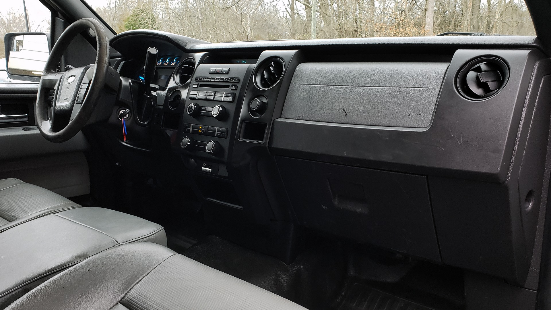 Used 2014 Ford F-150 XL / 2WD / V6 / AUTO / LONG BED / 145IN WB / WORK TRUCK for sale Sold at Formula Imports in Charlotte NC 28227 46
