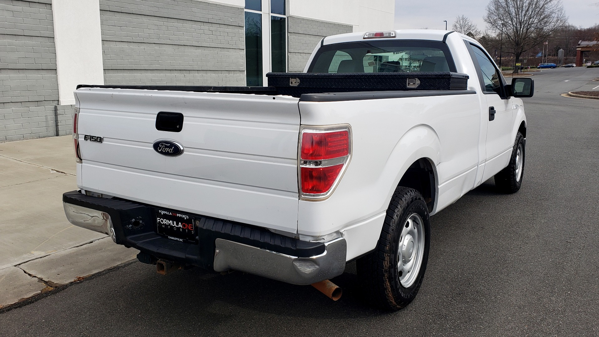 Used 2014 Ford F-150 XL / 2WD / V6 / AUTO / LONG BED / 145IN WB / WORK TRUCK for sale Call for price at Formula Imports in Charlotte NC 28227 6