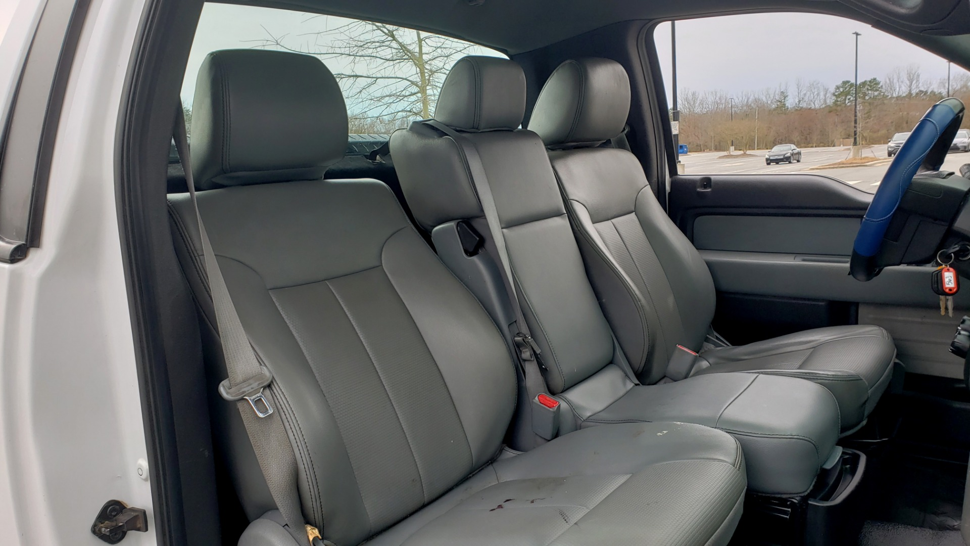 Used 2014 Ford F-150 XL 4X2 REGULAR CAB / 3.7L V6 / 6-SPD AUTO / CRUISE CONTROL for sale $11,995 at Formula Imports in Charlotte NC 28227 54