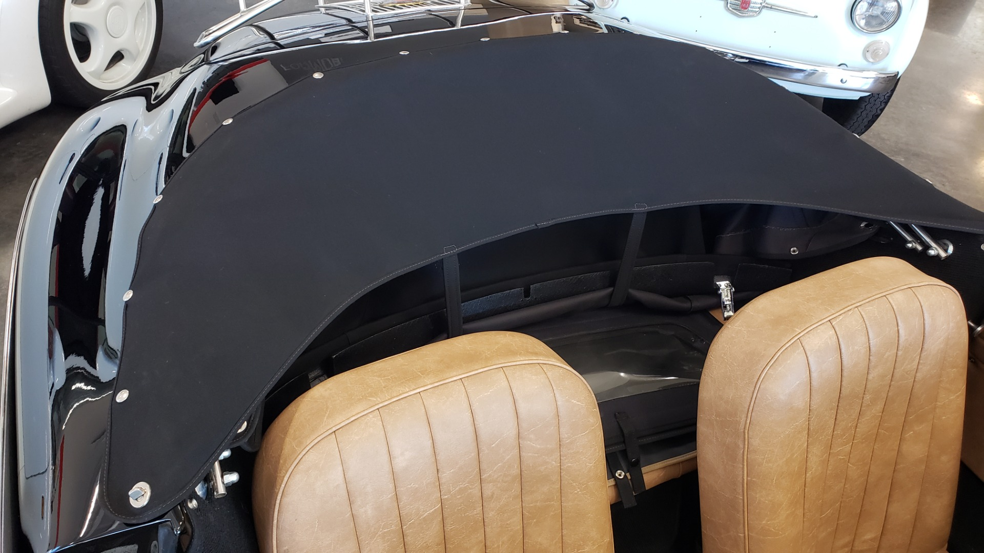 Used 1959 Porsche 356 SPEEDSTER / 4-CYL ENG / 4-SPD MANUAL / CHROME WHEELS for sale Sold at Formula Imports in Charlotte NC 28227 32