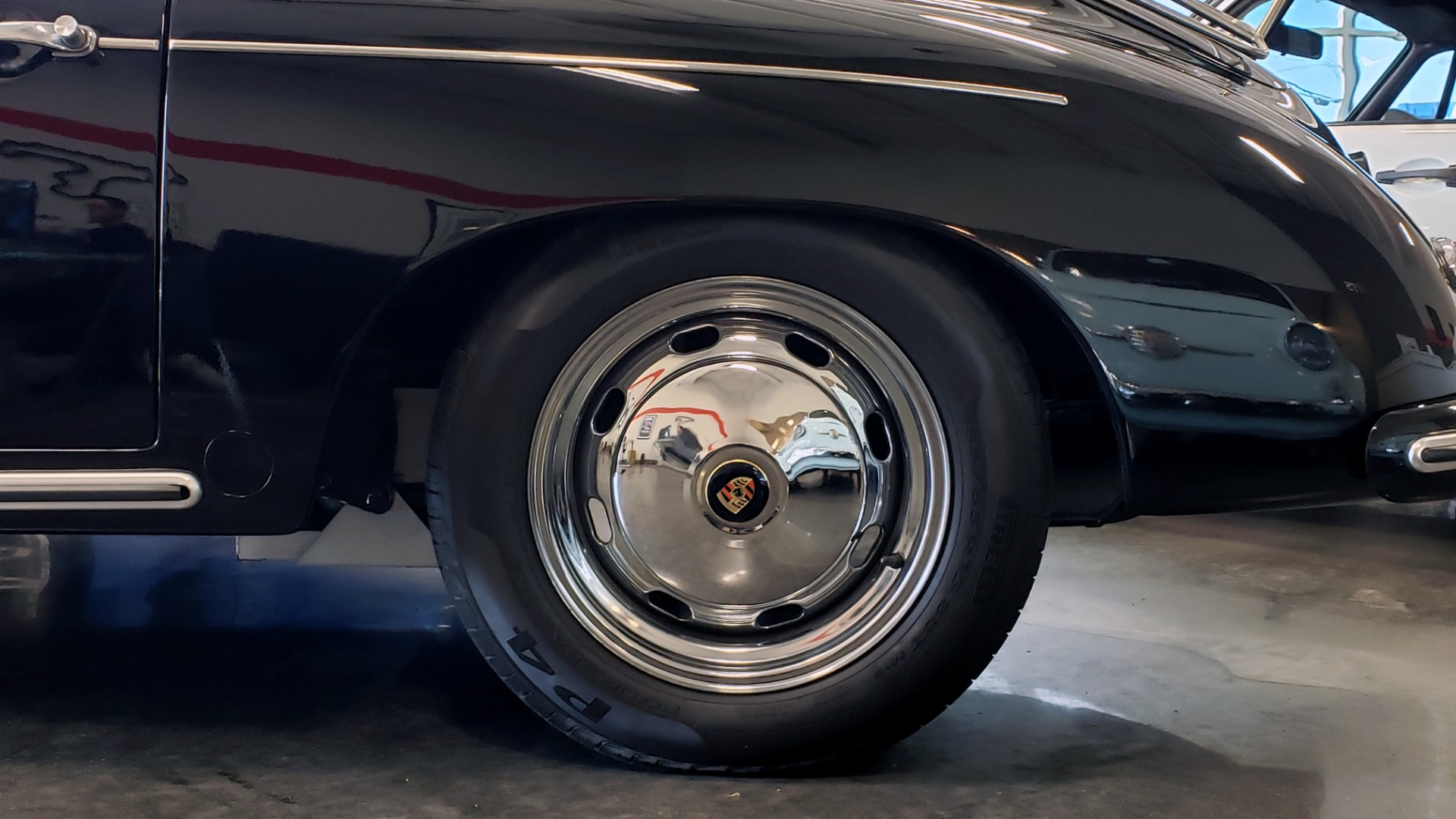 Used 1959 Porsche 356 SPEEDSTER / 4-CYL ENG / 4-SPD MANUAL / CHROME WHEELS for sale Sold at Formula Imports in Charlotte NC 28227 55