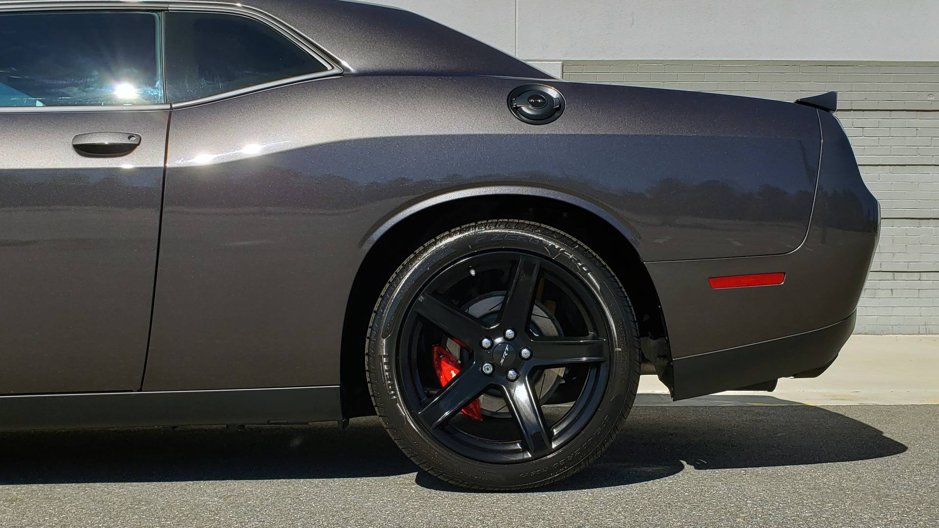 Used 2020 Dodge CHALLENGER SRT HELLCAT (717HP) / NAV / AUTO / CLOTH / REARVIEW / LOW MILES for sale Sold at Formula Imports in Charlotte NC 28227 78