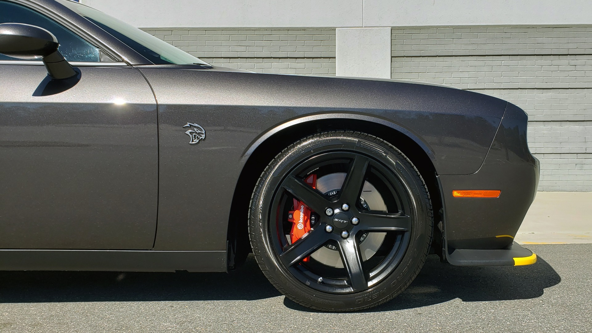 Used 2020 Dodge CHALLENGER SRT HELLCAT (717HP) / NAV / AUTO / CLOTH / REARVIEW / LOW MILES for sale $64,999 at Formula Imports in Charlotte NC 28227 80