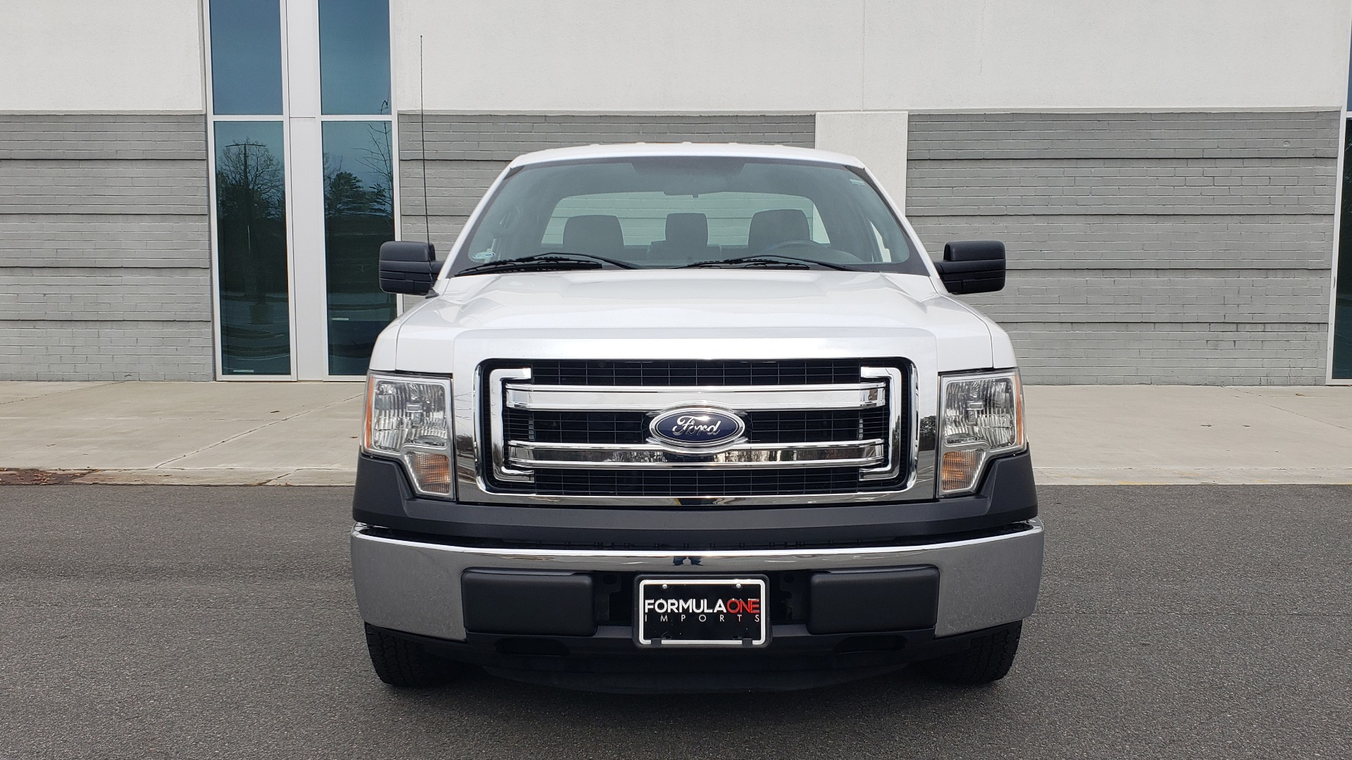 Used 2013 Ford F-150 XL / 2WD / V6 / AUTO / LONG BED / 145IN WB / WORK TRUCK for sale Sold at Formula Imports in Charlotte NC 28227 19