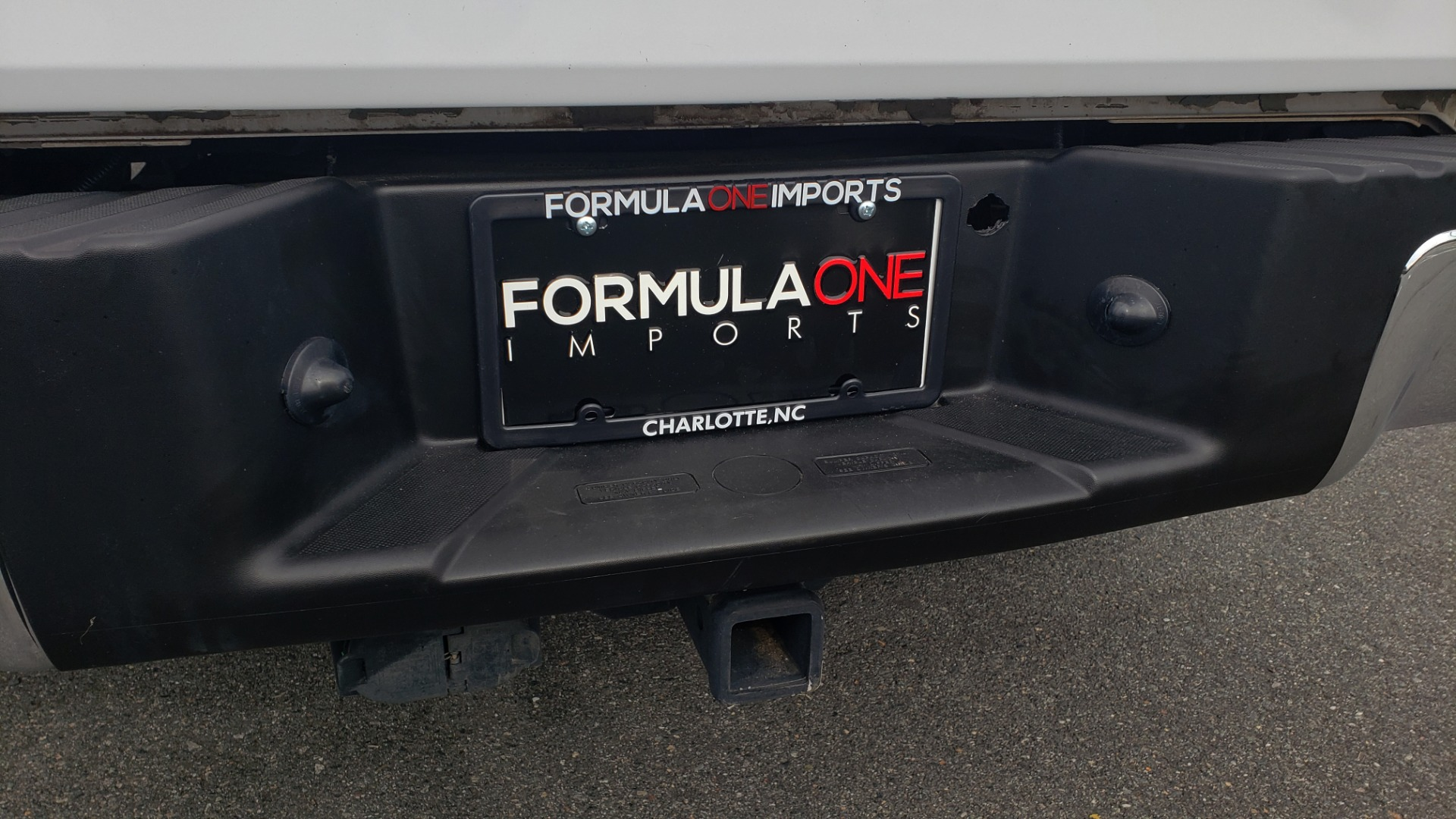 Used 2013 Ford F-150 XL / 2WD / V6 / AUTO / LONG BED / 145IN WB / WORK TRUCK for sale Sold at Formula Imports in Charlotte NC 28227 27