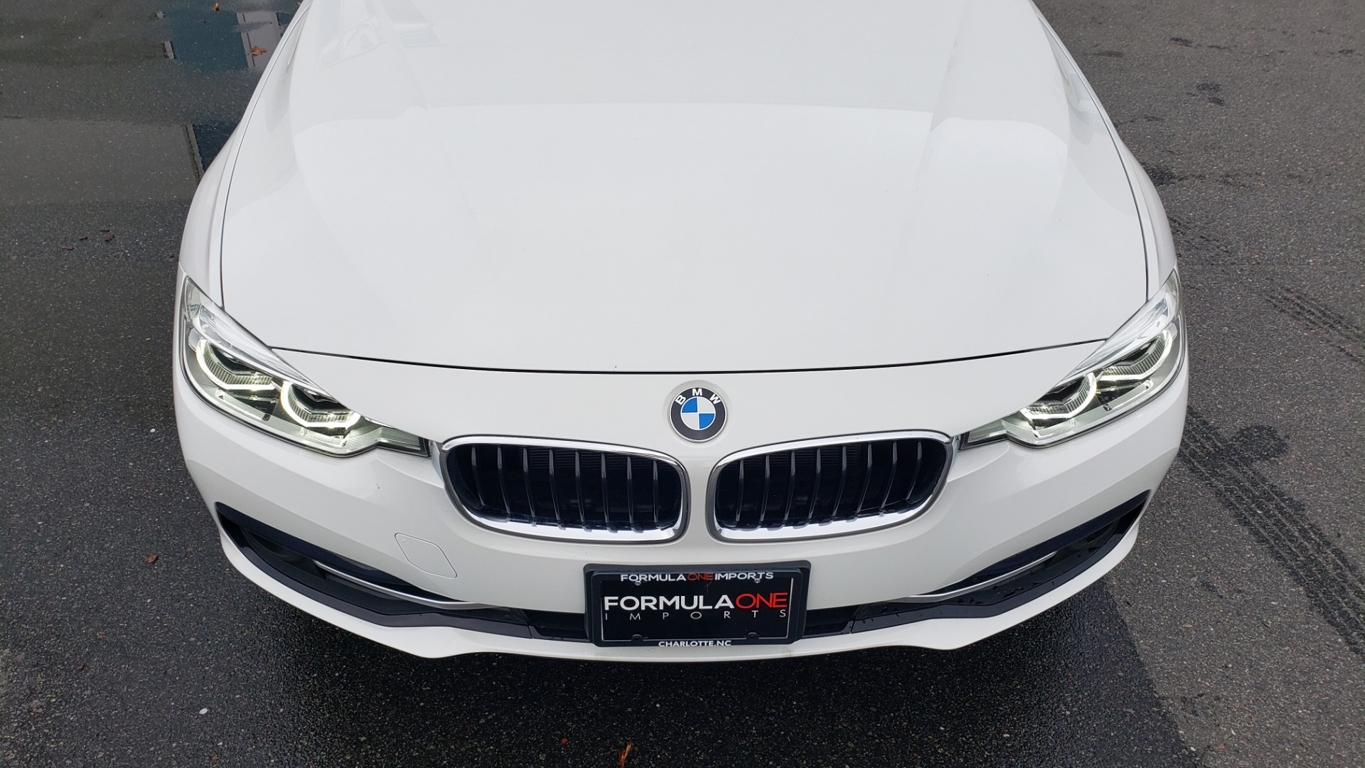 Used 2018 BMW 3 SERIES 330I XDRIVE / CONV PKG / SUNROOF / HTD STS / REARVIEW for sale $24,795 at Formula Imports in Charlotte NC 28227 22