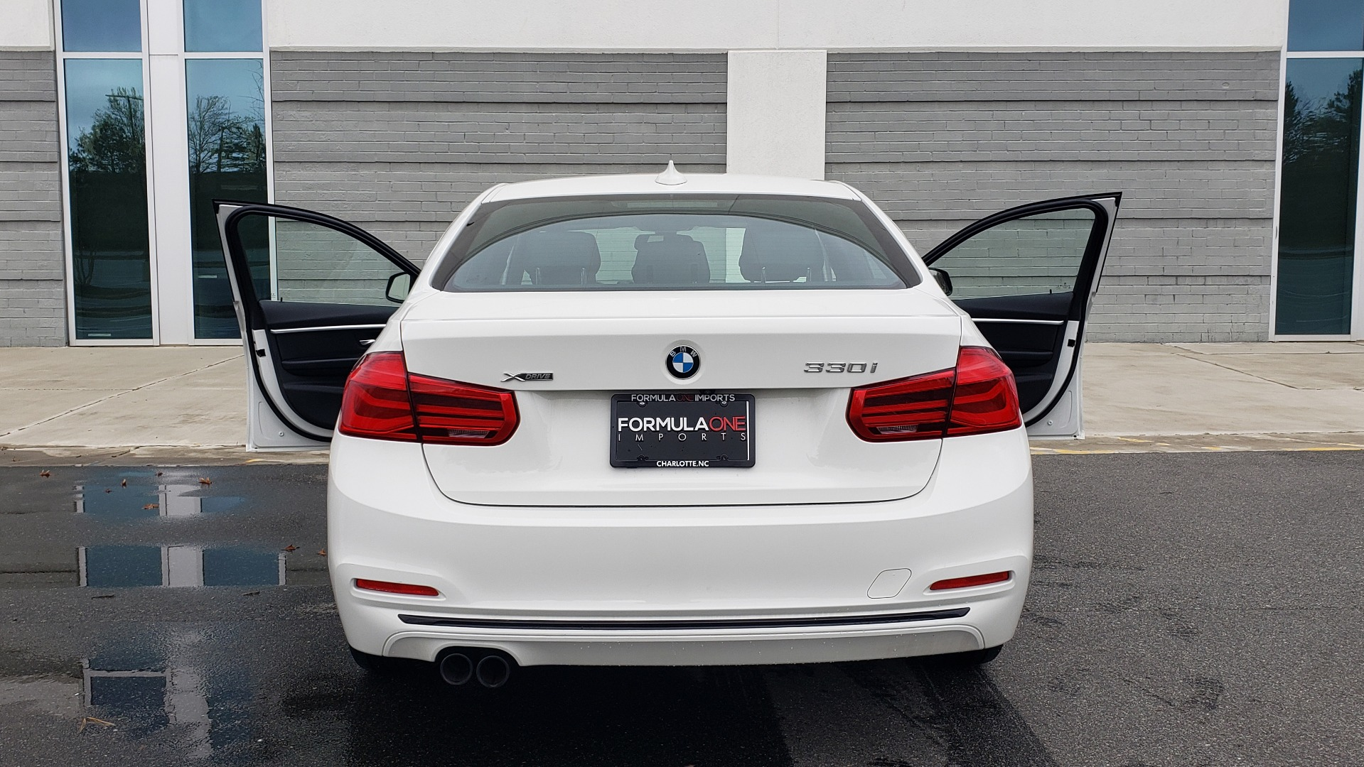Used 2018 BMW 3 SERIES 330I XDRIVE / CONV PKG / SUNROOF / HTD STS / REARVIEW for sale $24,795 at Formula Imports in Charlotte NC 28227 27