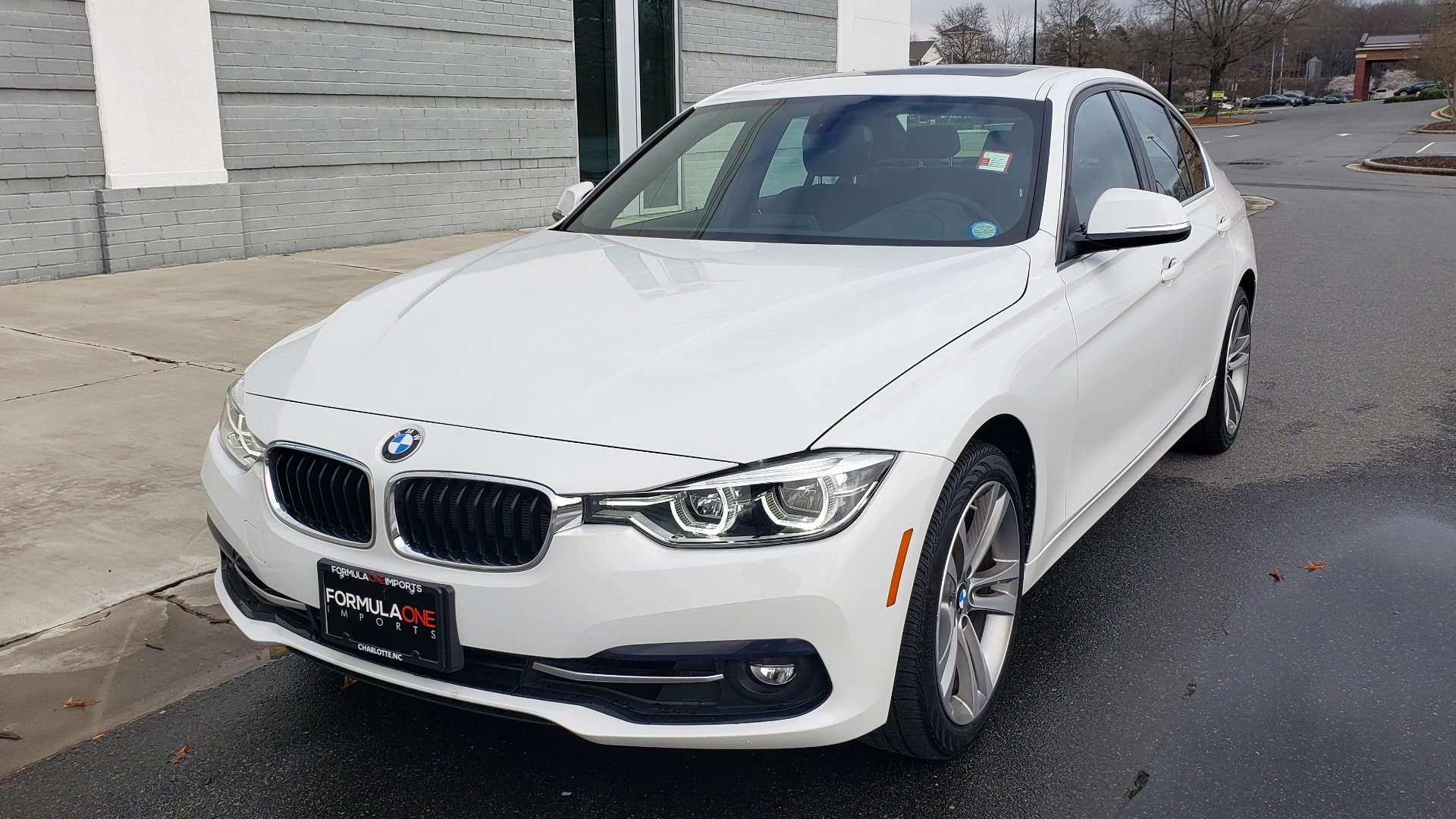 Used 2018 BMW 3 SERIES 330I XDRIVE / CONV PKG / SUNROOF / HTD STS / REARVIEW for sale $24,795 at Formula Imports in Charlotte NC 28227 6