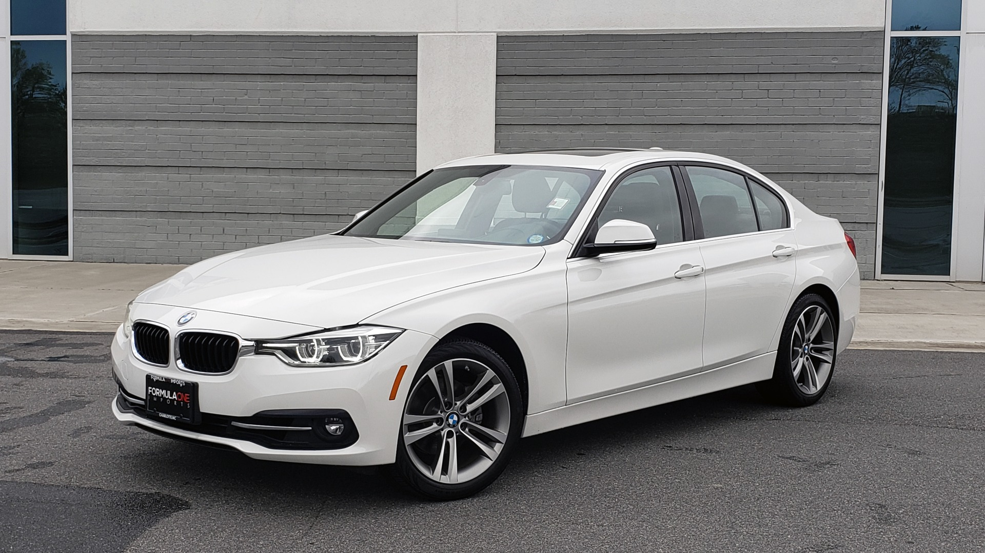Used 2018 BMW 3 SERIES 330I XDRIVE / CONV PKG / SUNROOF / HTD STS / REARVIEW for sale $24,795 at Formula Imports in Charlotte NC 28227 1
