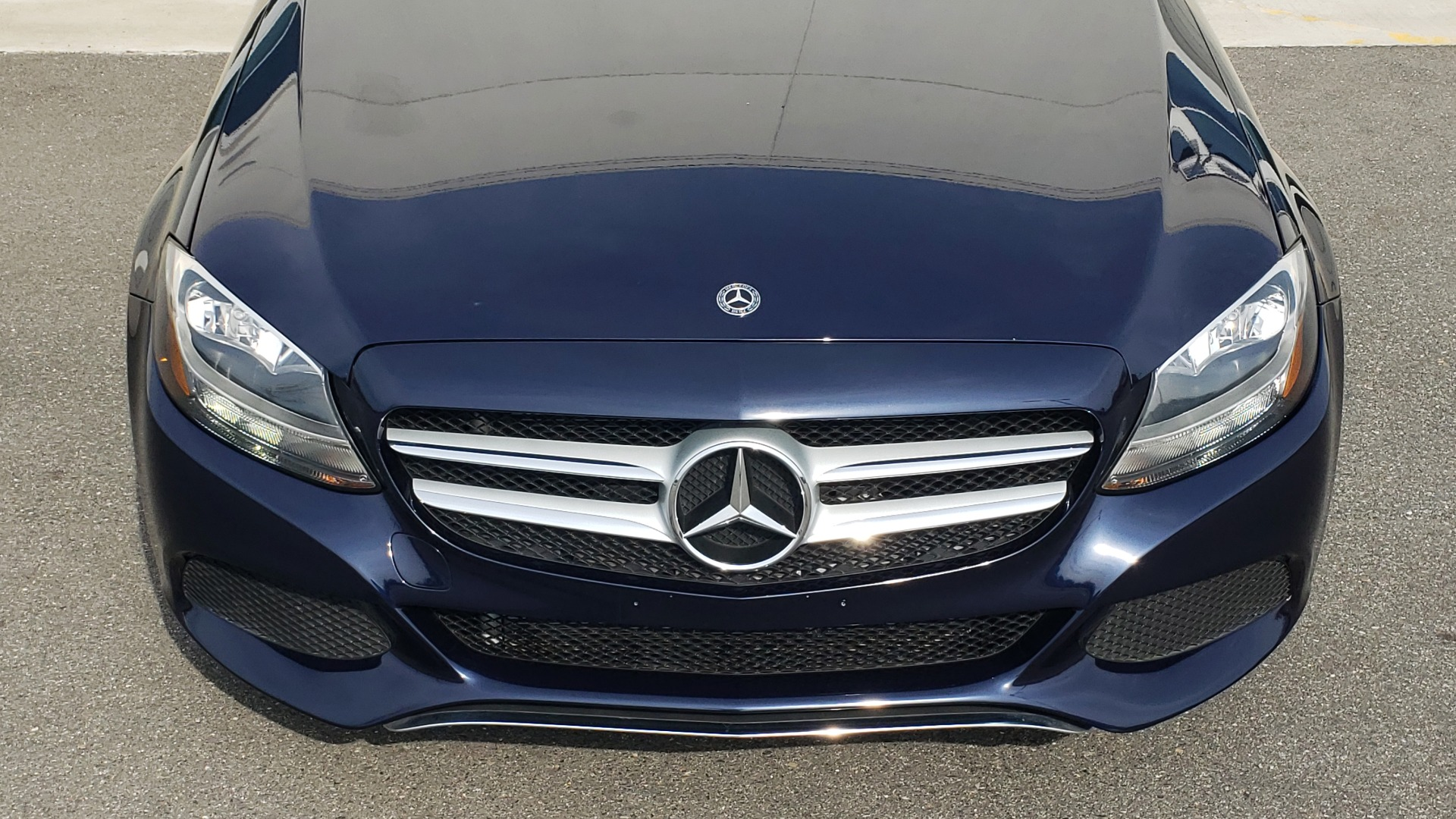Used 2018 Mercedes-Benz C-CLASS C 300 PREMIUM / PANO-ROOF / HTD STST / APPL CARPLAY / REARVIEW for sale Sold at Formula Imports in Charlotte NC 28227 21