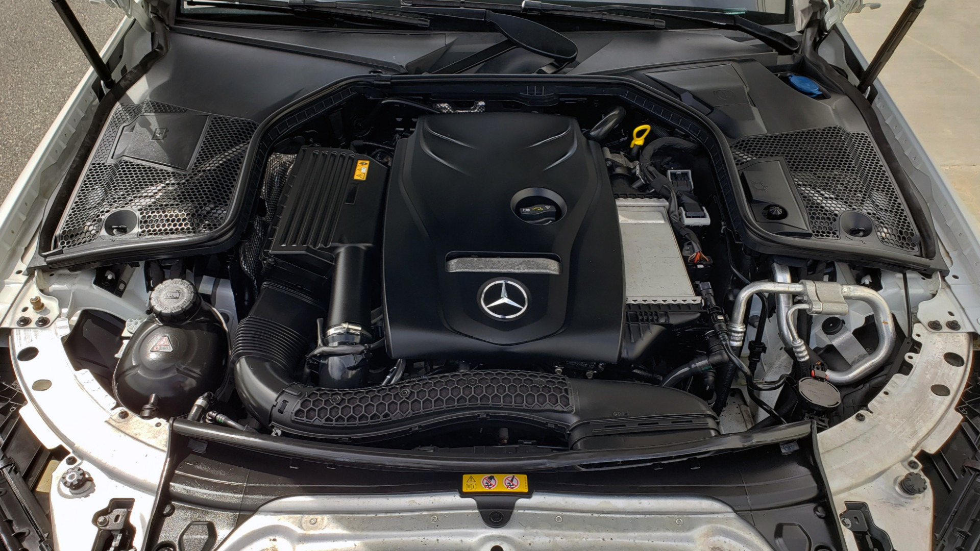 Used 2018 Mercedes-Benz C-CLASS C 300 4MATIC PREMIUM / HTD STS / PANO-ROOF / REARVIEW for sale Sold at Formula Imports in Charlotte NC 28227 12