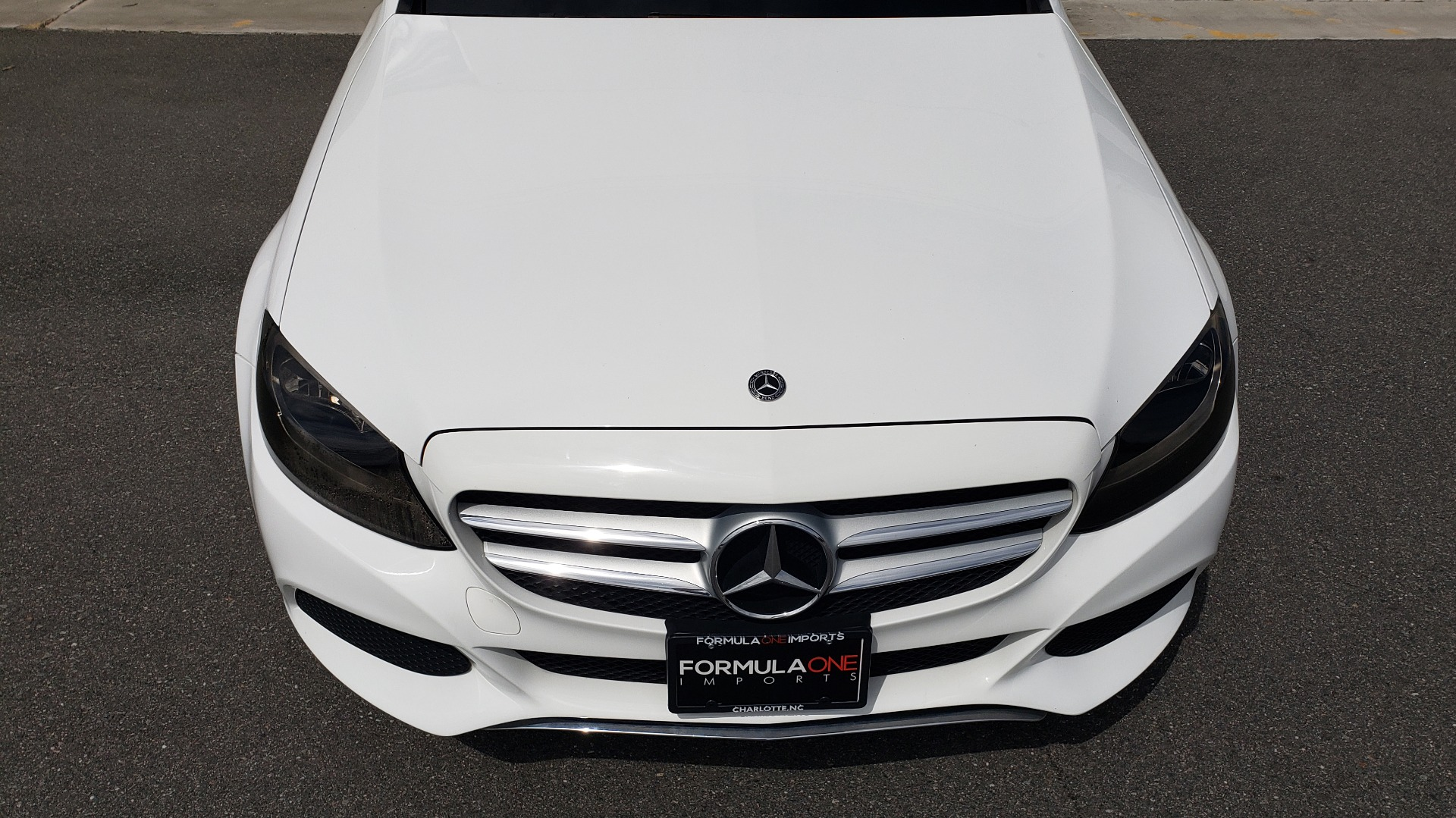 Used 2018 Mercedes-Benz C-CLASS C 300 4MATIC PREMIUM / HTD STS / PANO-ROOF / REARVIEW for sale Sold at Formula Imports in Charlotte NC 28227 19