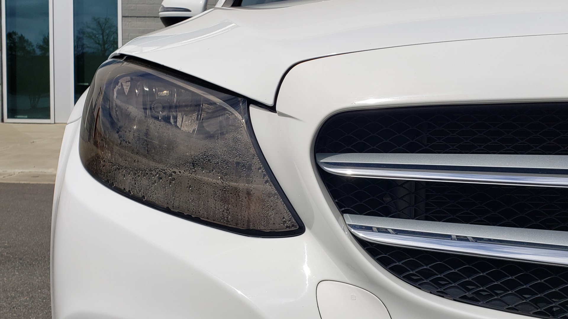 Used 2018 Mercedes-Benz C-CLASS C 300 4MATIC PREMIUM / HTD STS / PANO-ROOF / REARVIEW for sale Sold at Formula Imports in Charlotte NC 28227 20