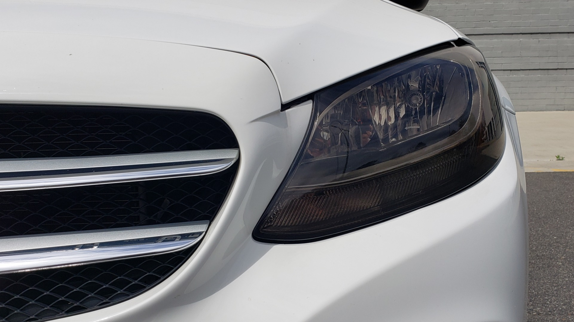 Used 2018 Mercedes-Benz C-CLASS C 300 4MATIC PREMIUM / HTD STS / PANO-ROOF / REARVIEW for sale Sold at Formula Imports in Charlotte NC 28227 21