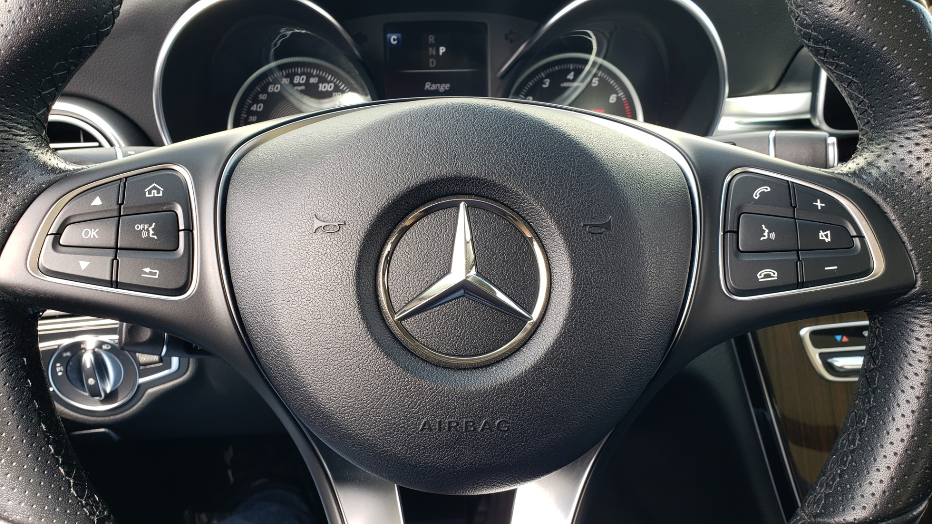 Used 2018 Mercedes-Benz C-CLASS C 300 4MATIC PREMIUM / HTD STS / PANO-ROOF / REARVIEW for sale Sold at Formula Imports in Charlotte NC 28227 36