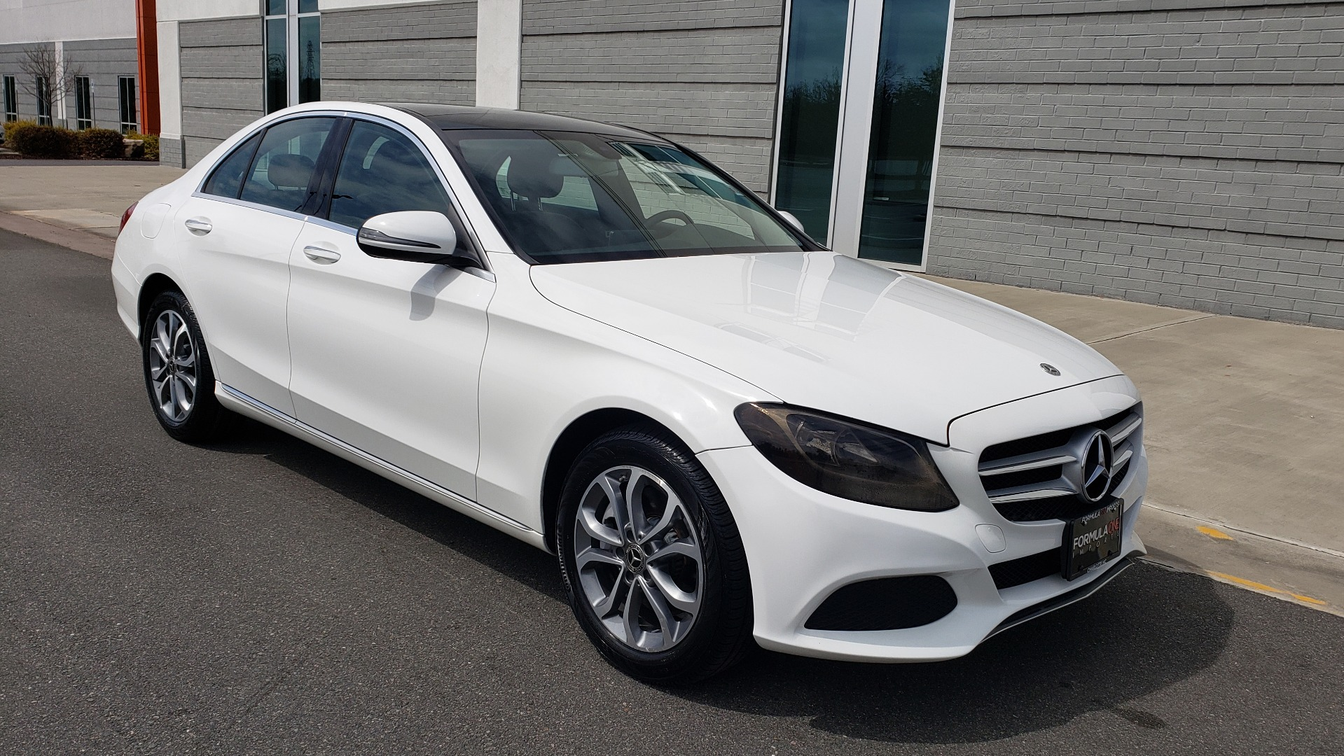 Used 2018 Mercedes-Benz C-CLASS C 300 4MATIC PREMIUM / HTD STS / PANO-ROOF / REARVIEW for sale Sold at Formula Imports in Charlotte NC 28227 5