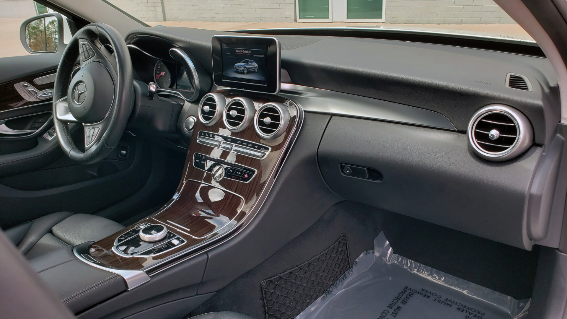 Used 2018 Mercedes-Benz C-CLASS C 300 4MATIC PREMIUM / HTD STS / PANO-ROOF / REARVIEW for sale Sold at Formula Imports in Charlotte NC 28227 65