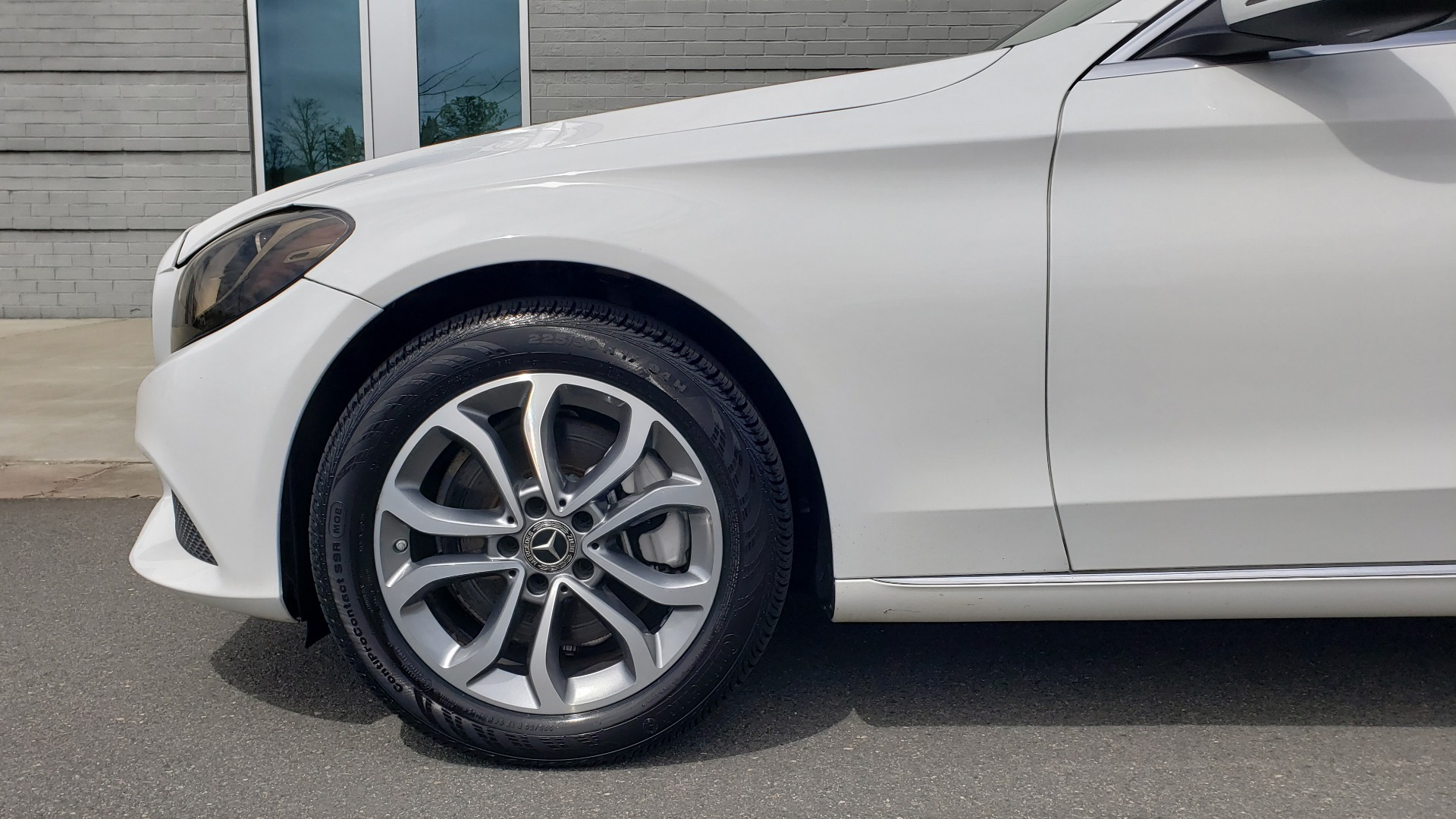 Used 2018 Mercedes-Benz C-CLASS C 300 4MATIC PREMIUM / HTD STS / PANO-ROOF / REARVIEW for sale Sold at Formula Imports in Charlotte NC 28227 75