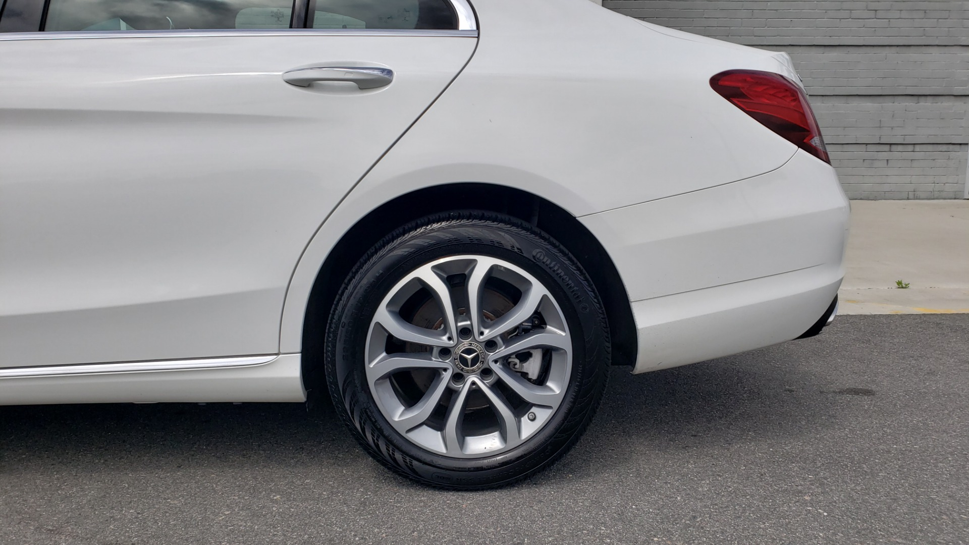 Used 2018 Mercedes-Benz C-CLASS C 300 4MATIC PREMIUM / HTD STS / PANO-ROOF / REARVIEW for sale Sold at Formula Imports in Charlotte NC 28227 76