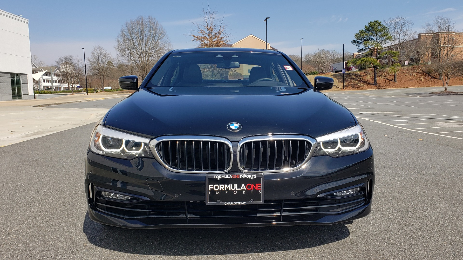 Used 2018 BMW 5 SERIES 530I XDRIVE PREMIUM / NAV / SUNROOF / DRVR ASST / REARVIEW for sale Sold at Formula Imports in Charlotte NC 28227 18