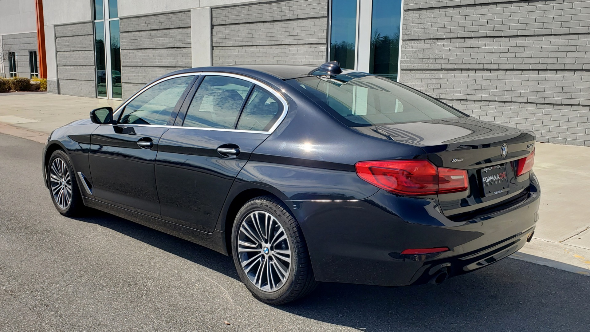Used 2018 BMW 5 SERIES 530I XDRIVE PREMIUM / NAV / SUNROOF / DRVR ASST / REARVIEW for sale Sold at Formula Imports in Charlotte NC 28227 5