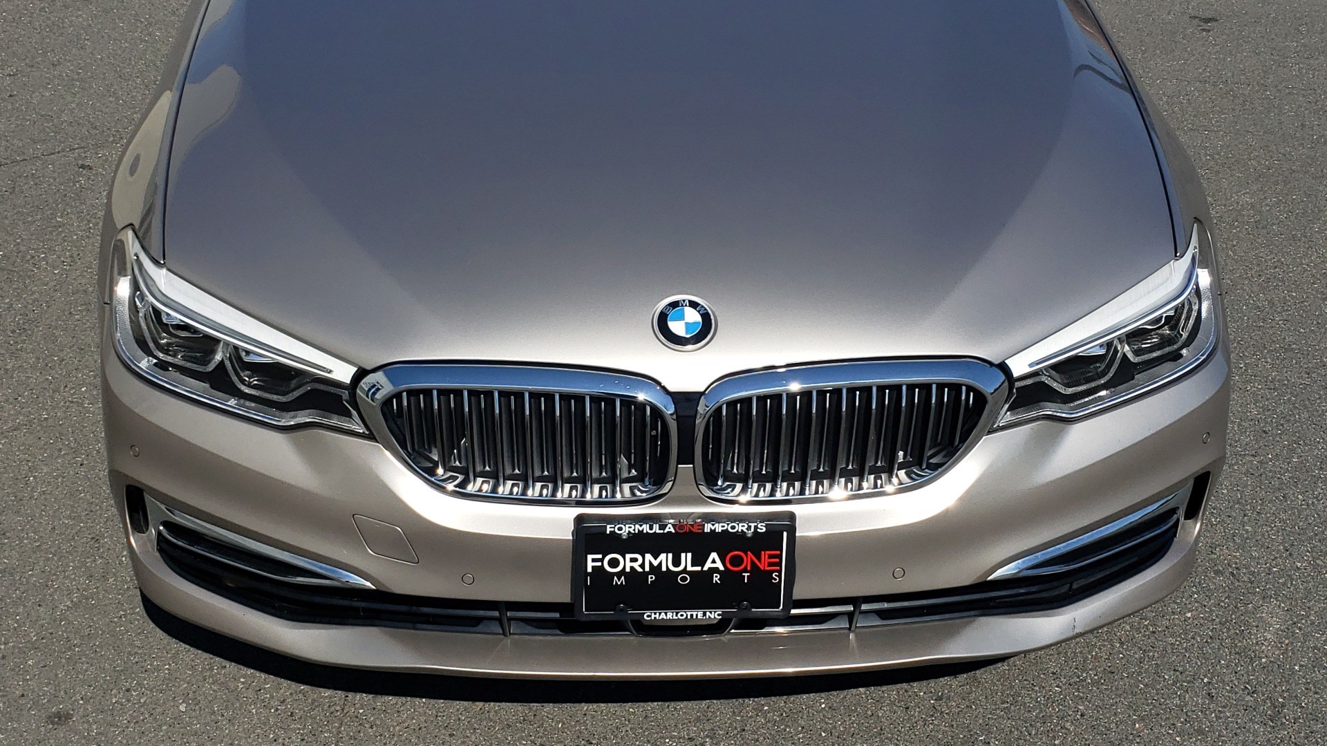 Used 2018 BMW 5 SERIES 540IXDRIVE PREMIUM / DRVR ASST PLUS / LUX PKG / APPLE CARPLAY for sale Sold at Formula Imports in Charlotte NC 28227 19