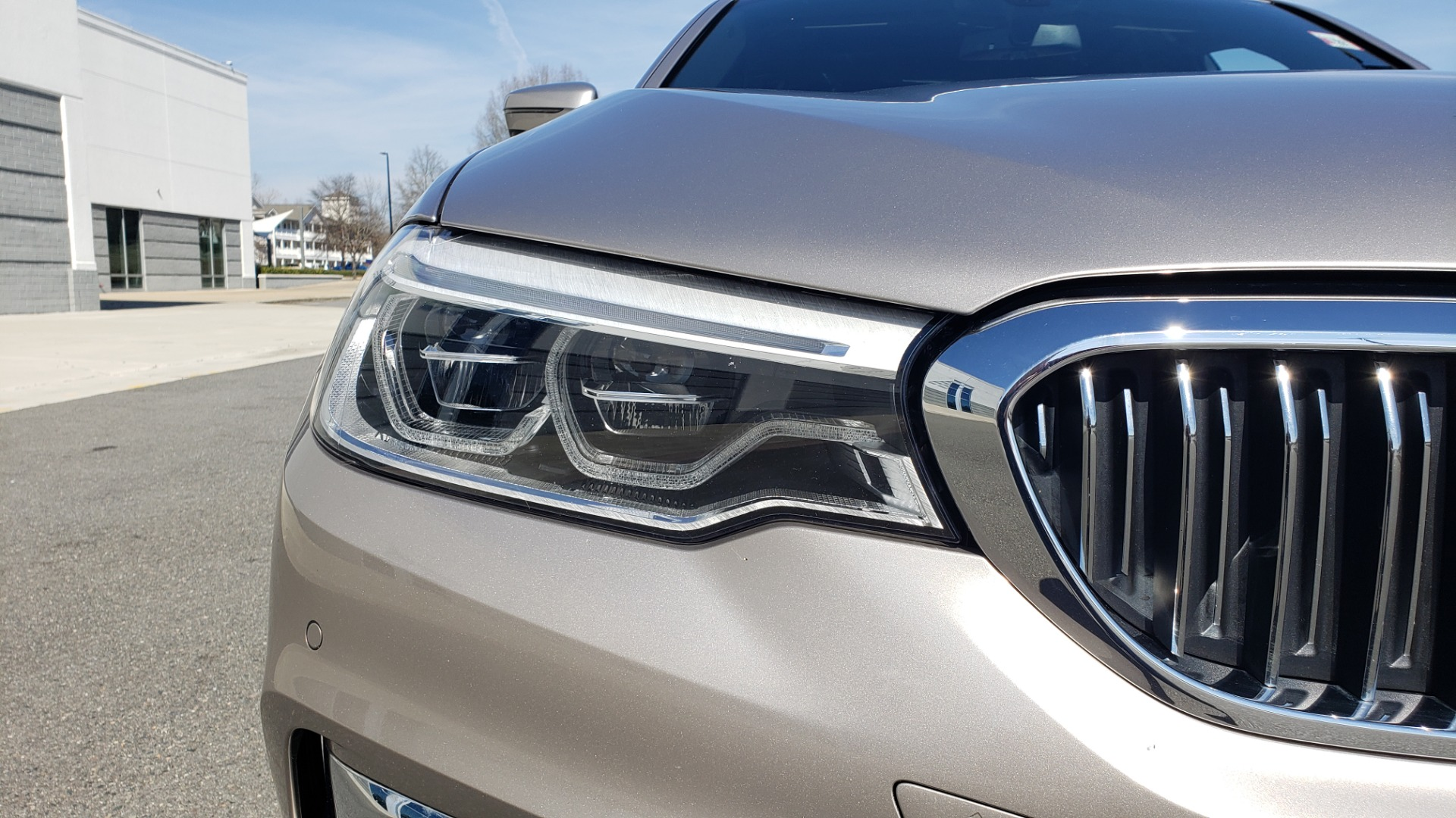 Used 2018 BMW 5 SERIES 540IXDRIVE PREMIUM / DRVR ASST PLUS / LUX PKG / APPLE CARPLAY for sale Sold at Formula Imports in Charlotte NC 28227 20
