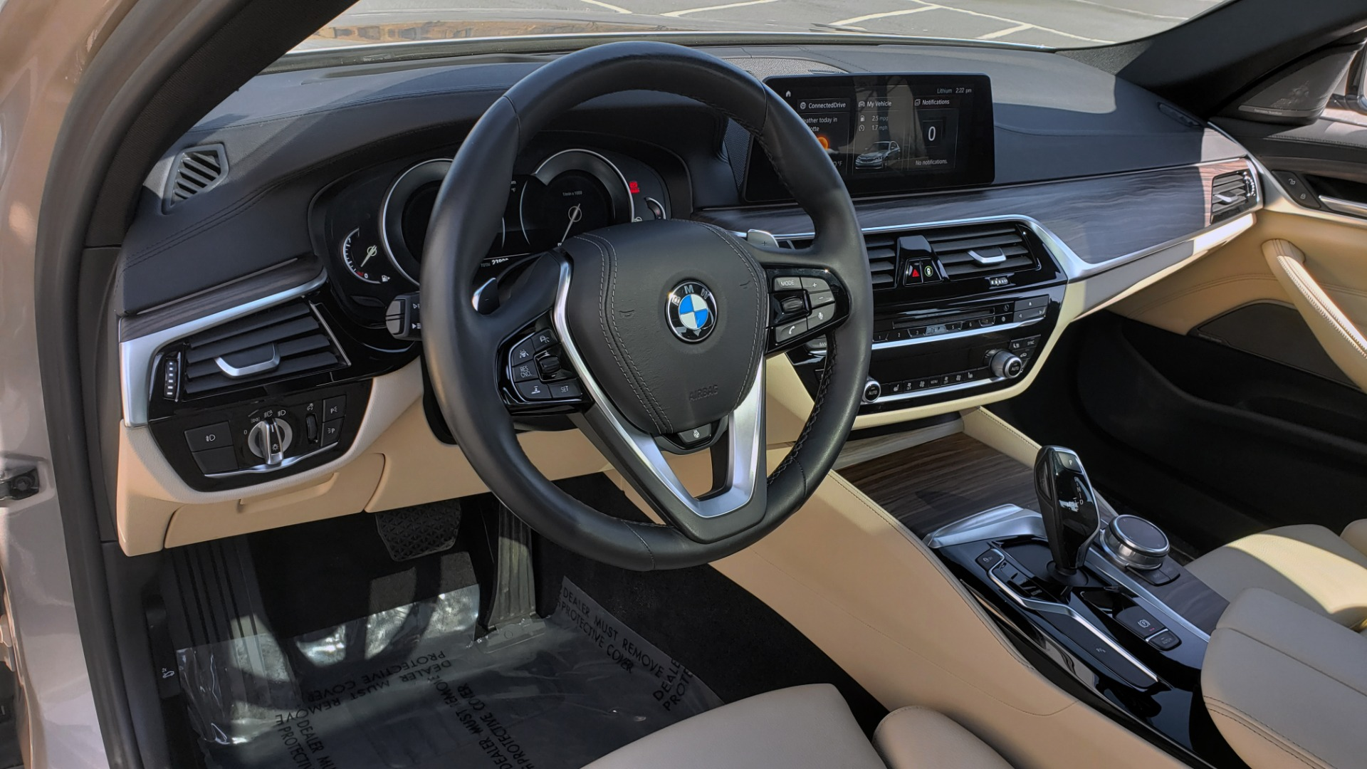 Used 2018 BMW 5 SERIES 540IXDRIVE PREMIUM / DRVR ASST PLUS / LUX PKG / APPLE CARPLAY for sale Sold at Formula Imports in Charlotte NC 28227 32