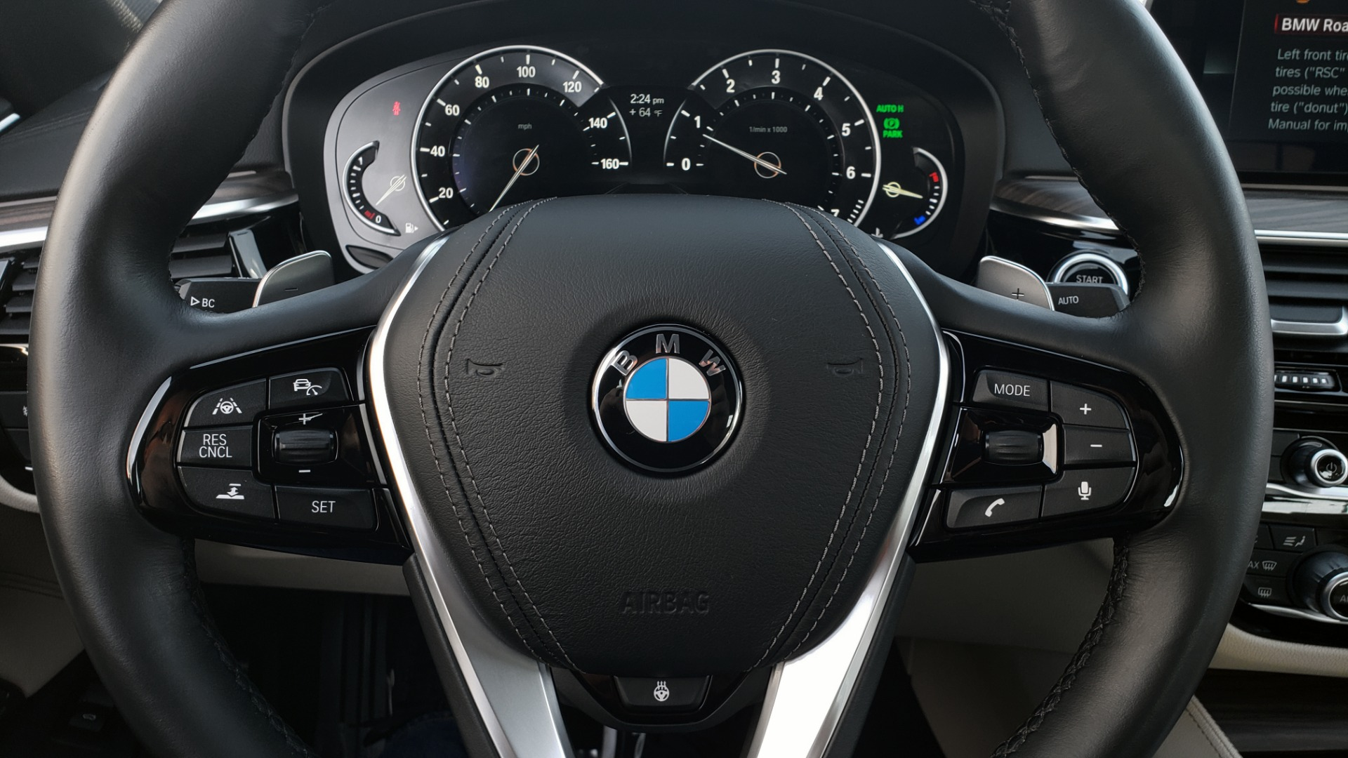 Used 2018 BMW 5 SERIES 540IXDRIVE PREMIUM / DRVR ASST PLUS / LUX PKG / APPLE CARPLAY for sale Sold at Formula Imports in Charlotte NC 28227 37