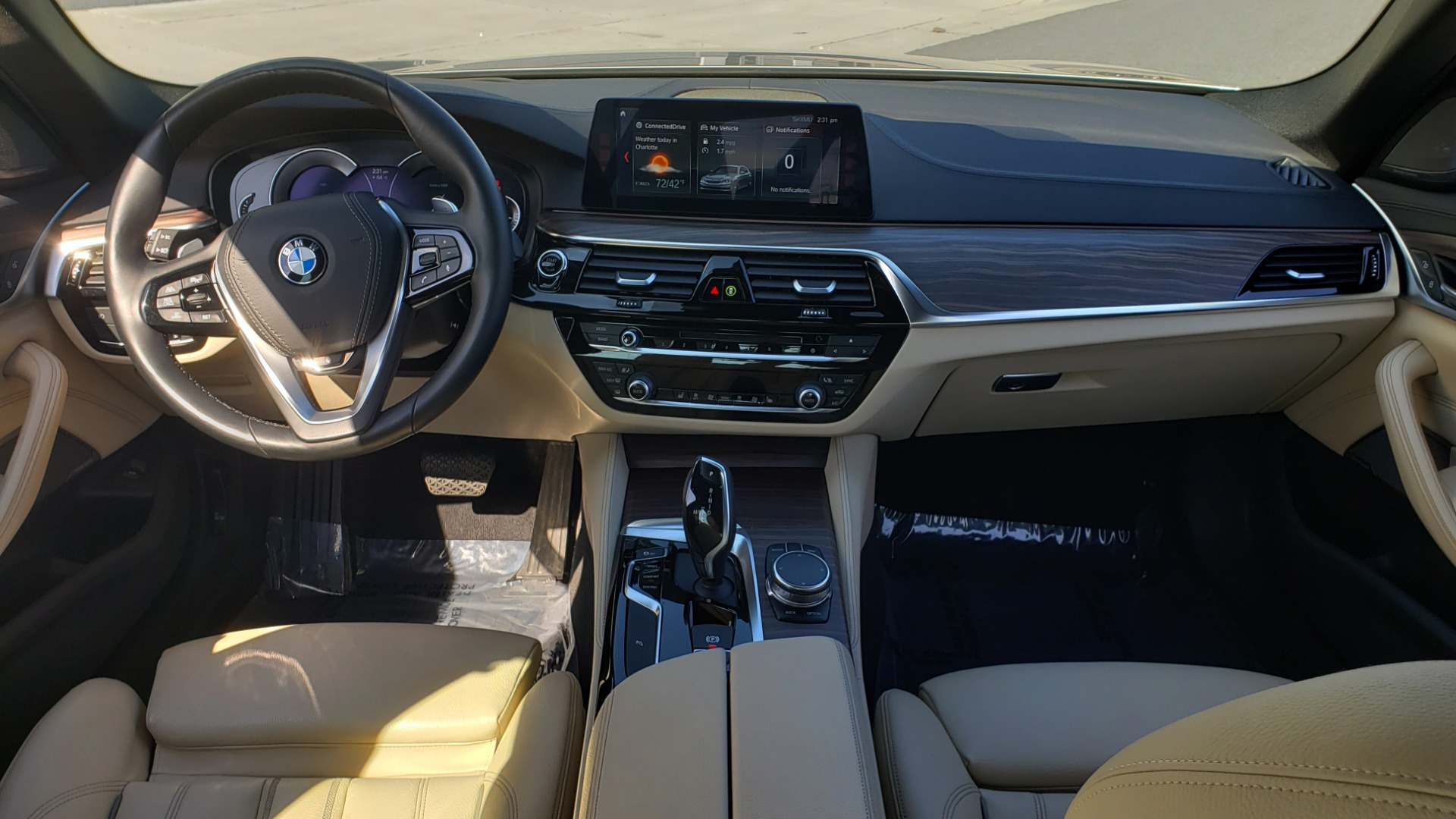 Used 2018 BMW 5 SERIES 540IXDRIVE PREMIUM / DRVR ASST PLUS / LUX PKG / APPLE CARPLAY for sale Sold at Formula Imports in Charlotte NC 28227 70