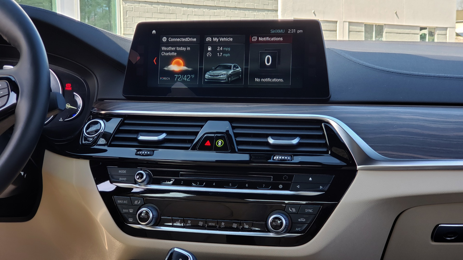 Used 2018 BMW 5 SERIES 540IXDRIVE PREMIUM / DRVR ASST PLUS / LUX PKG / APPLE CARPLAY for sale Sold at Formula Imports in Charlotte NC 28227 71