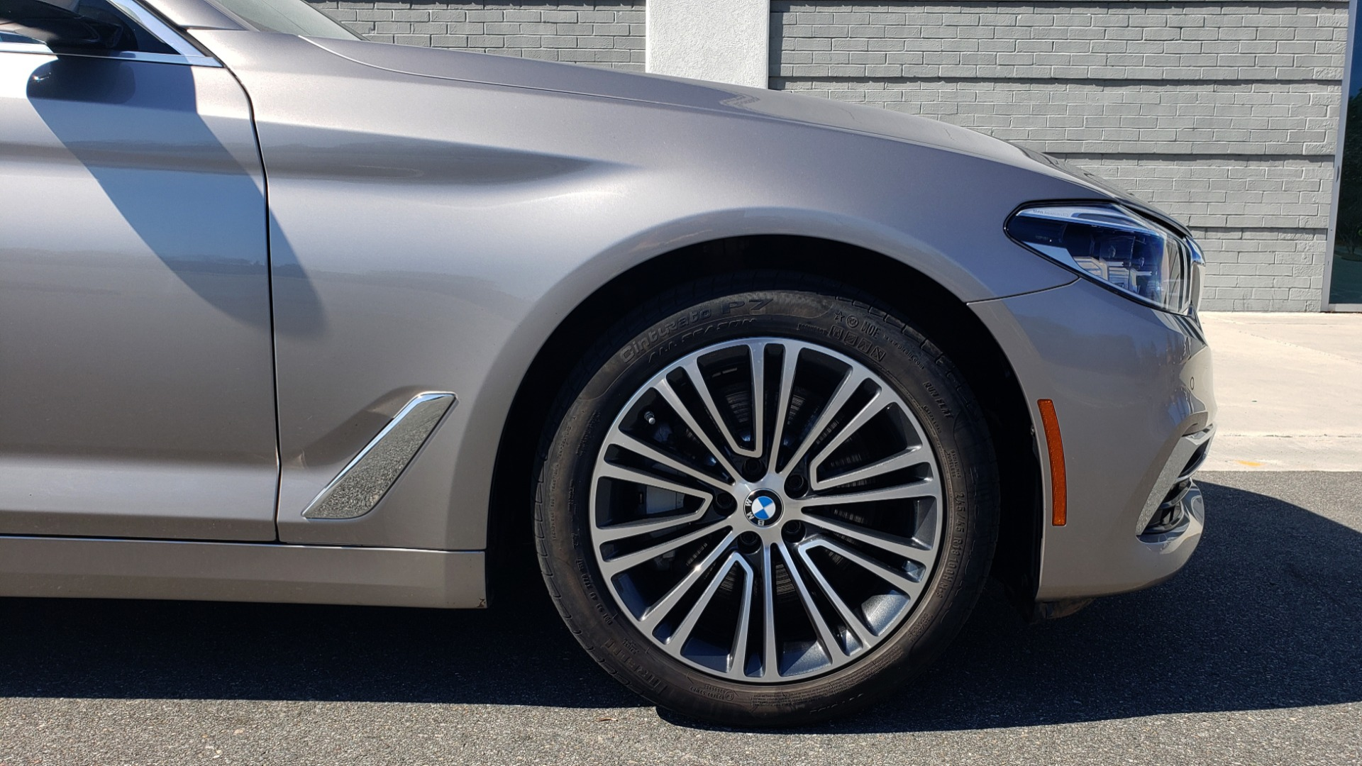 Used 2018 BMW 5 SERIES 540IXDRIVE PREMIUM / DRVR ASST PLUS / LUX PKG / APPLE CARPLAY for sale Sold at Formula Imports in Charlotte NC 28227 75