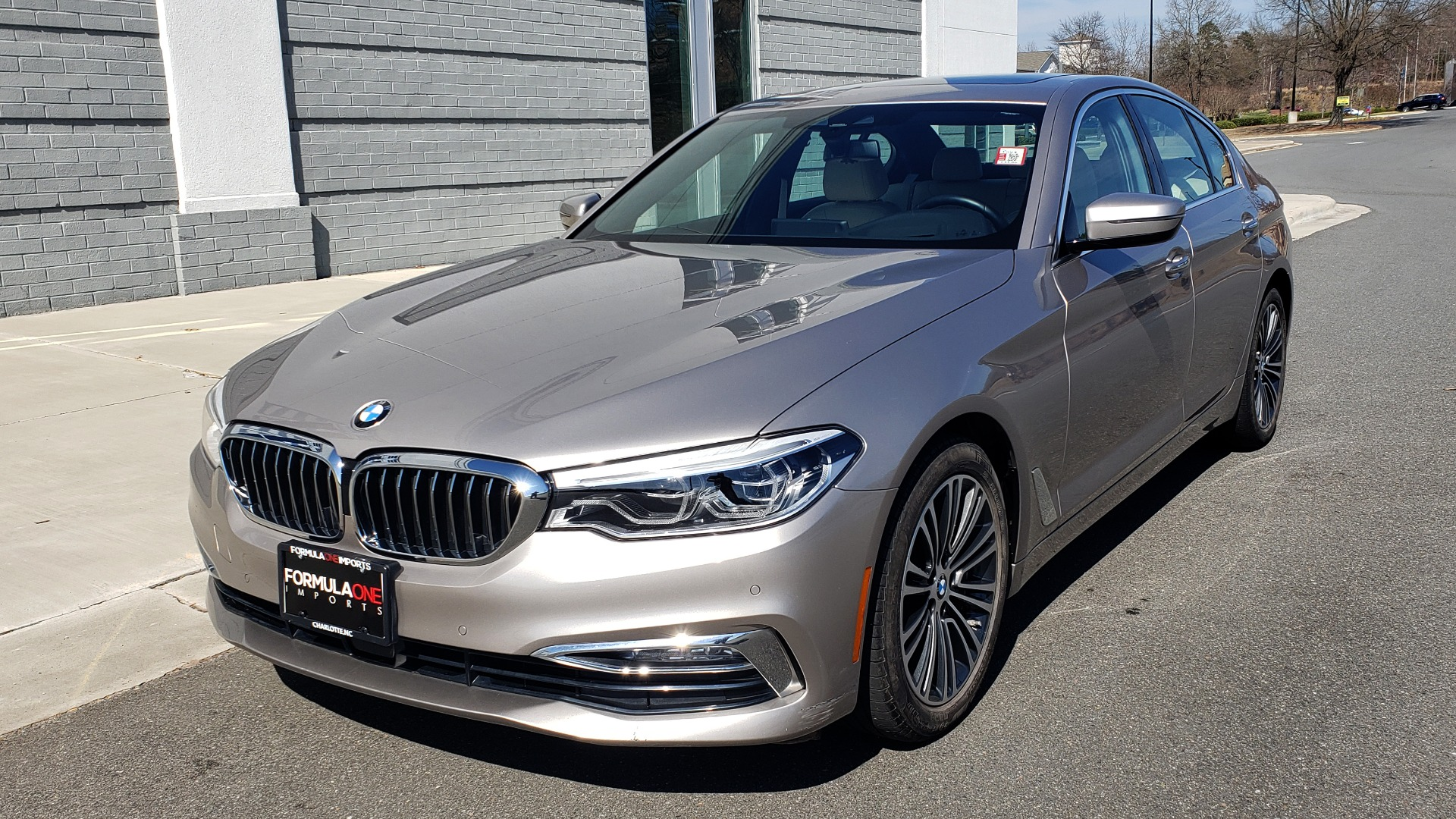 Used 2018 BMW 5 SERIES 540IXDRIVE PREMIUM / DRVR ASST PLUS / LUX PKG / APPLE CARPLAY for sale Sold at Formula Imports in Charlotte NC 28227 1