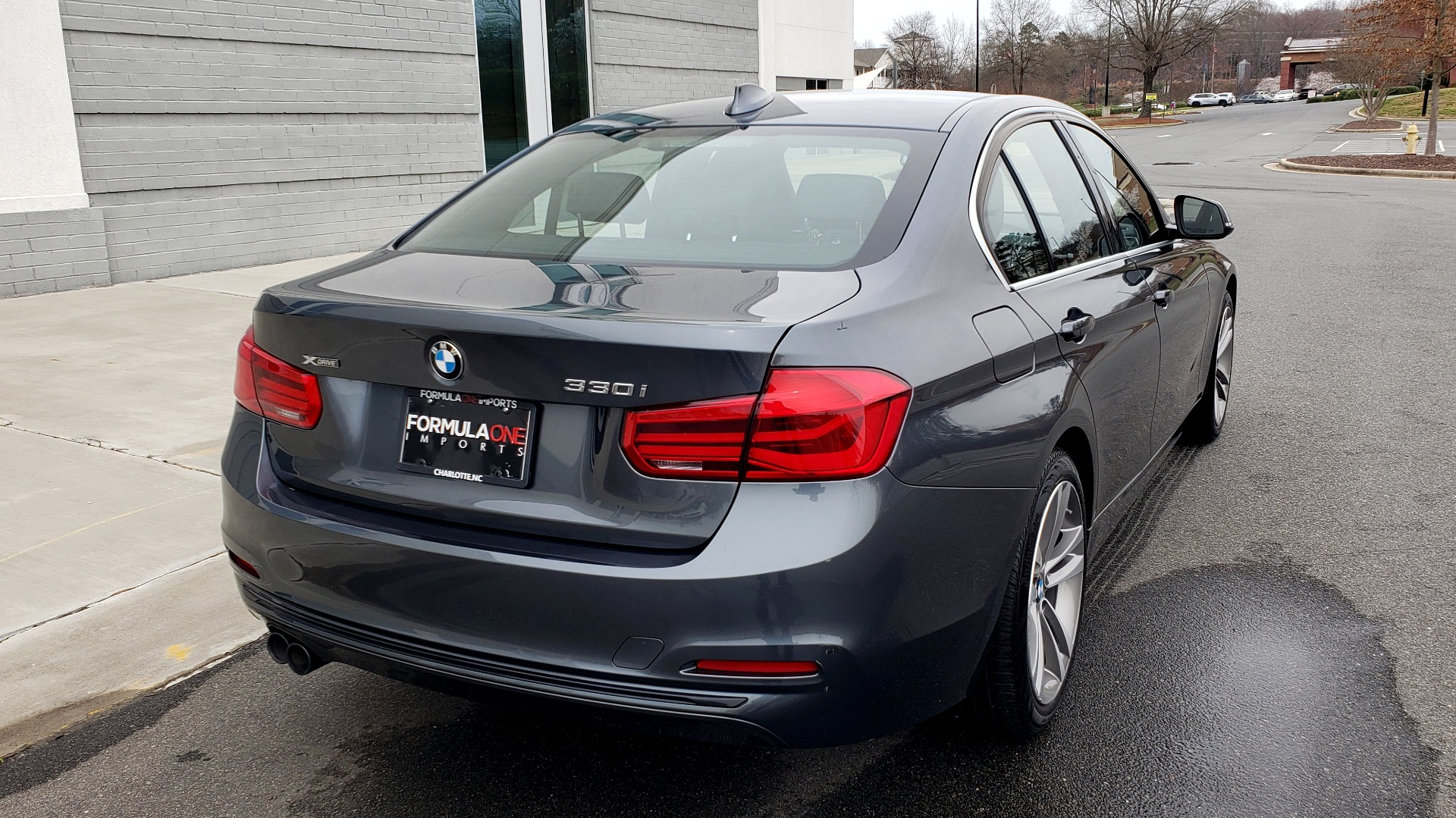 Used 2018 BMW 3 SERIES 330I XDRIVE PREMIUM / CONV PKG NAV / BLIND SPOT / HTD STS / REARVIEW for sale $22,695 at Formula Imports in Charlotte NC 28227 5