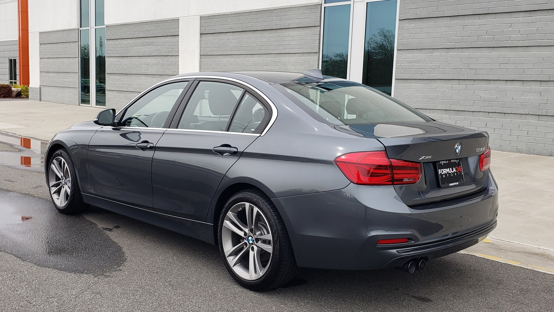 Used 2018 BMW 3 SERIES 330I XDRIVE PREMIUM / CONV PKG NAV / BLIND SPOT / HTD STS / REARVIEW for sale $22,695 at Formula Imports in Charlotte NC 28227 9