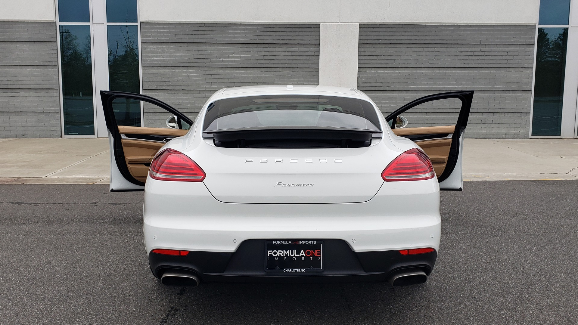 Used 2016 Porsche PANAMERA EDITION / 3.6L V6 / PDK TANS / PREMIUM PKG / LDW / PARK ASSIST for sale Sold at Formula Imports in Charlotte NC 28227 28