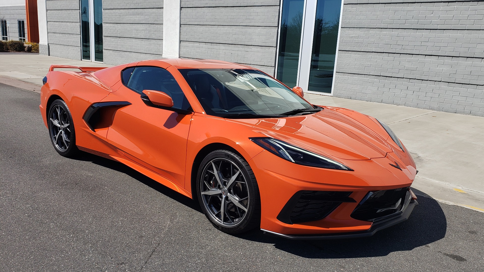 Used 2020 Chevrolet CORVETTE C8 STINGRAY 3LT COUPE / NAV / BOSE / CAMERA / LIKE NEW for sale Sold at Formula Imports in Charlotte NC 28227 2