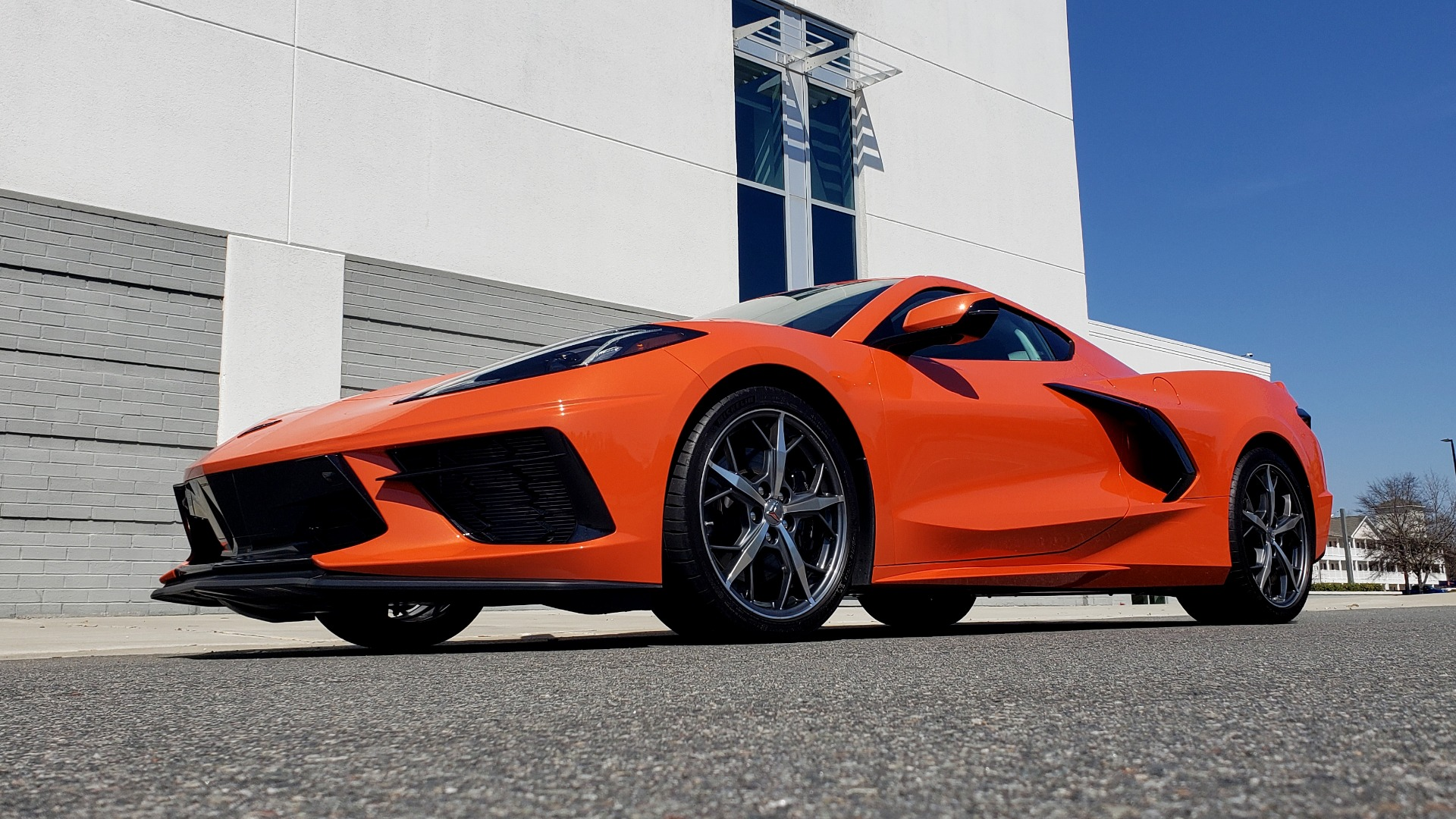 Used 2020 Chevrolet CORVETTE C8 STINGRAY 3LT COUPE / NAV / BOSE / CAMERA / LIKE NEW for sale Sold at Formula Imports in Charlotte NC 28227 3