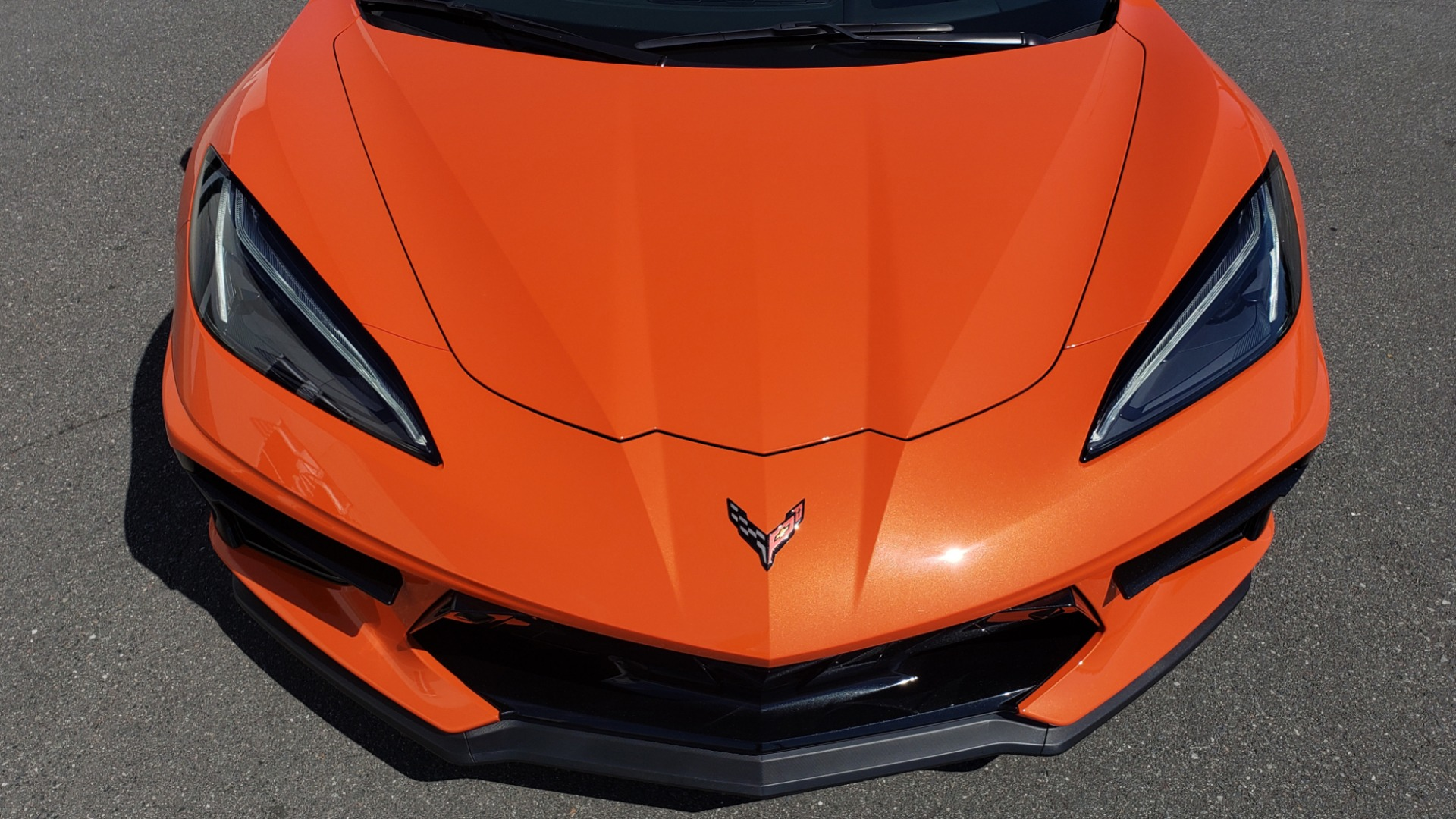 Used 2020 Chevrolet CORVETTE C8 STINGRAY 3LT COUPE / NAV / BOSE / CAMERA / LIKE NEW for sale Sold at Formula Imports in Charlotte NC 28227 36