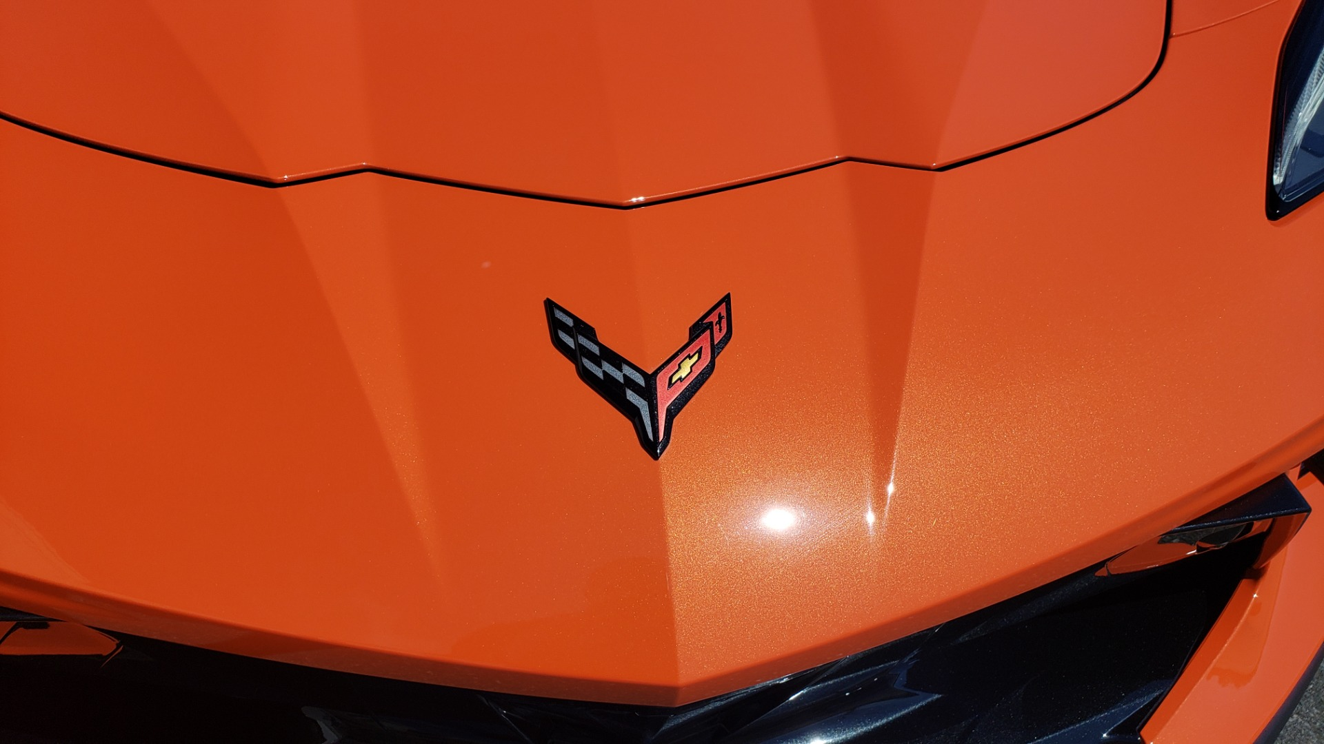 Used 2020 Chevrolet CORVETTE C8 STINGRAY 3LT COUPE / NAV / BOSE / CAMERA / LIKE NEW for sale Sold at Formula Imports in Charlotte NC 28227 37