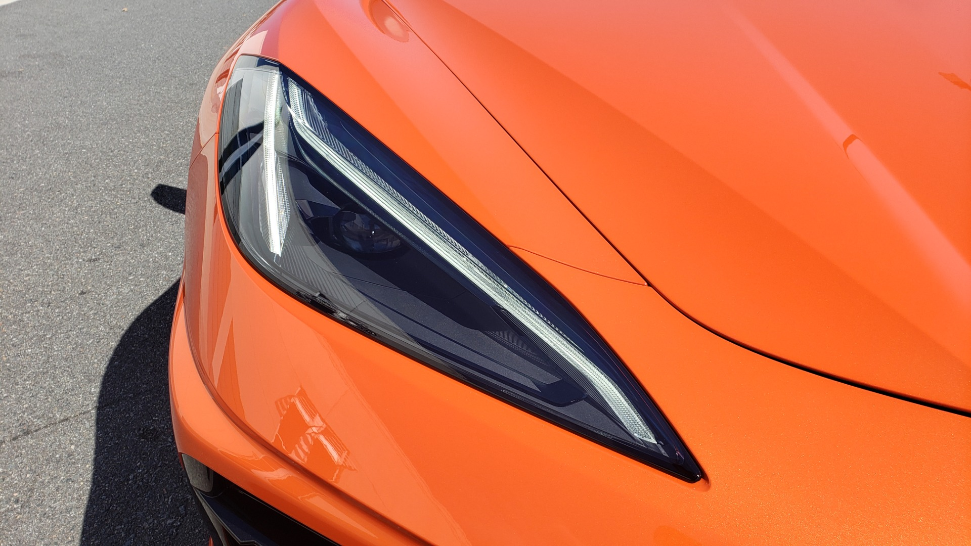 Used 2020 Chevrolet CORVETTE C8 STINGRAY 3LT COUPE / NAV / BOSE / CAMERA / LIKE NEW for sale Sold at Formula Imports in Charlotte NC 28227 38