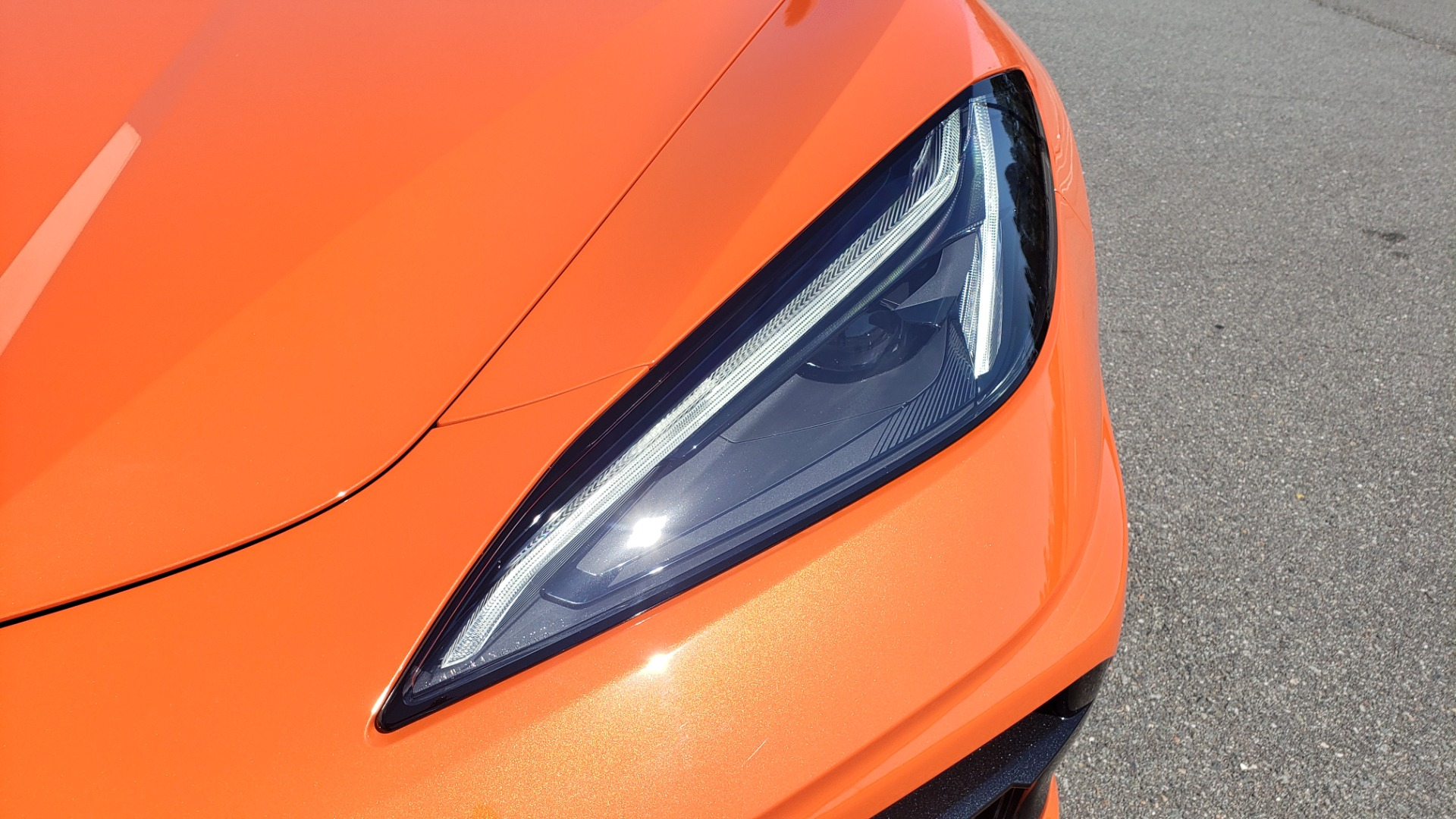 Used 2020 Chevrolet CORVETTE C8 STINGRAY 3LT COUPE / NAV / BOSE / CAMERA / LIKE NEW for sale Sold at Formula Imports in Charlotte NC 28227 39