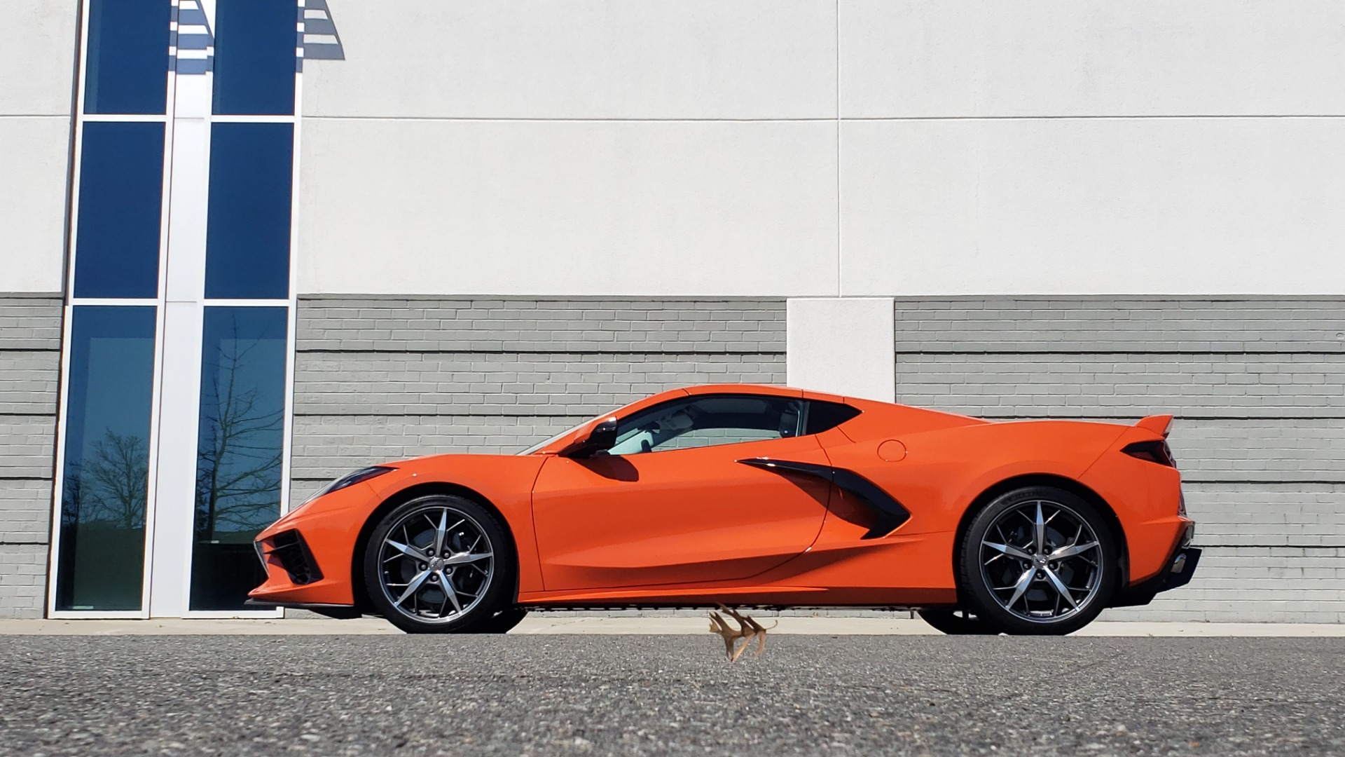 Used 2020 Chevrolet CORVETTE C8 STINGRAY 3LT COUPE / NAV / BOSE / CAMERA / LIKE NEW for sale Sold at Formula Imports in Charlotte NC 28227 4