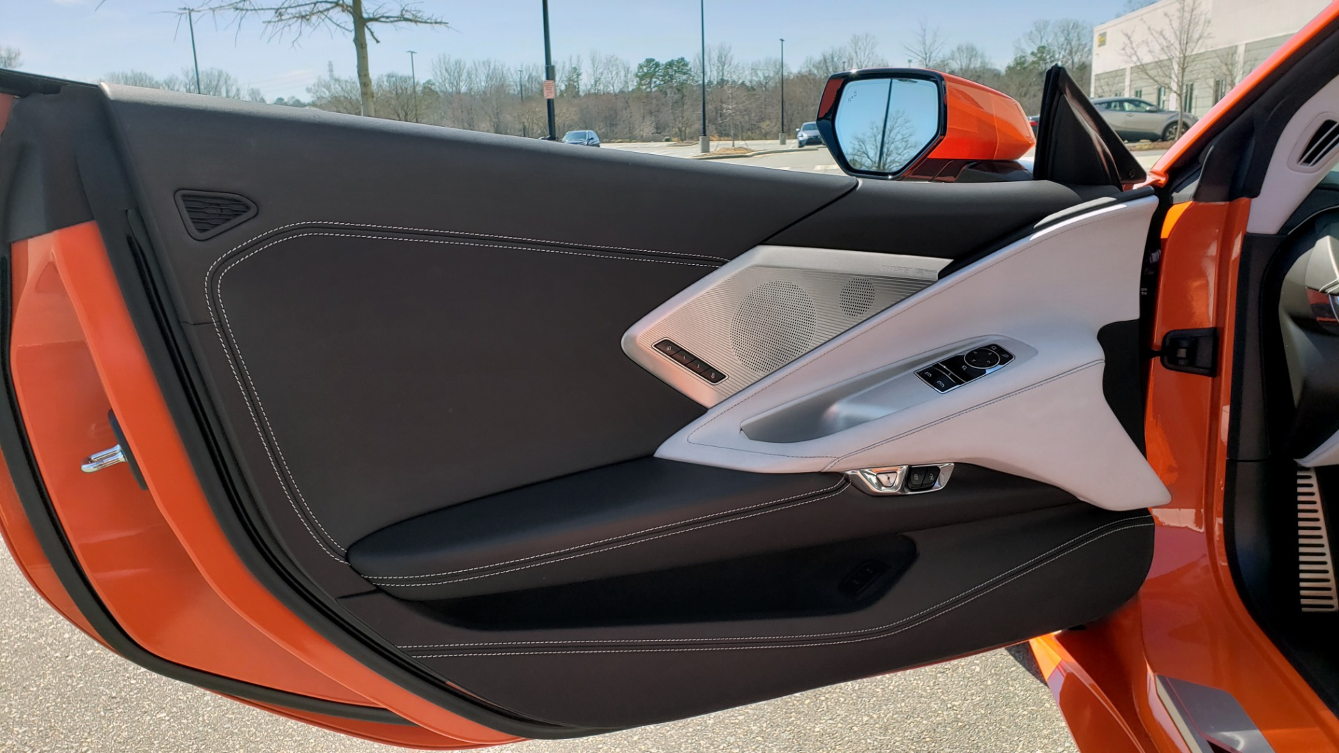 Used 2020 Chevrolet CORVETTE C8 STINGRAY 3LT COUPE / NAV / BOSE / CAMERA / LIKE NEW for sale Sold at Formula Imports in Charlotte NC 28227 44