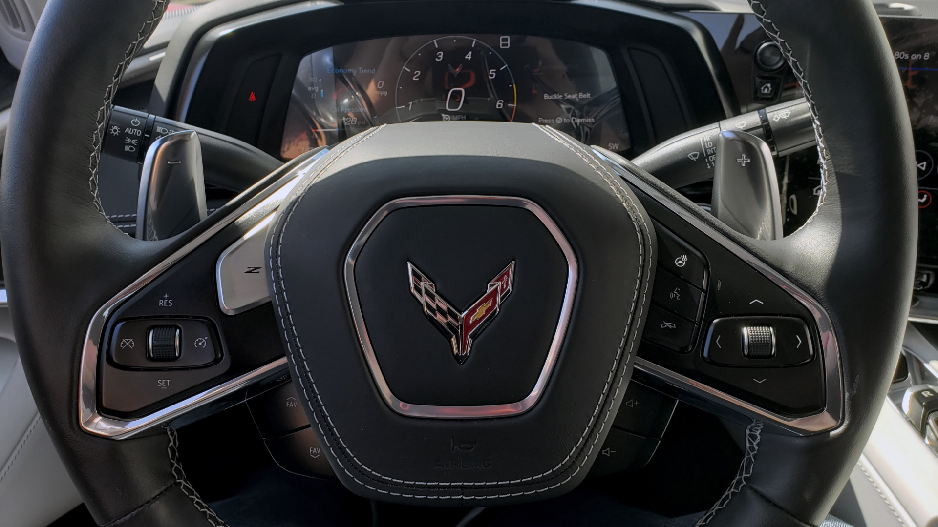 Used 2020 Chevrolet CORVETTE C8 STINGRAY 3LT COUPE / NAV / BOSE / CAMERA / LIKE NEW for sale Sold at Formula Imports in Charlotte NC 28227 53